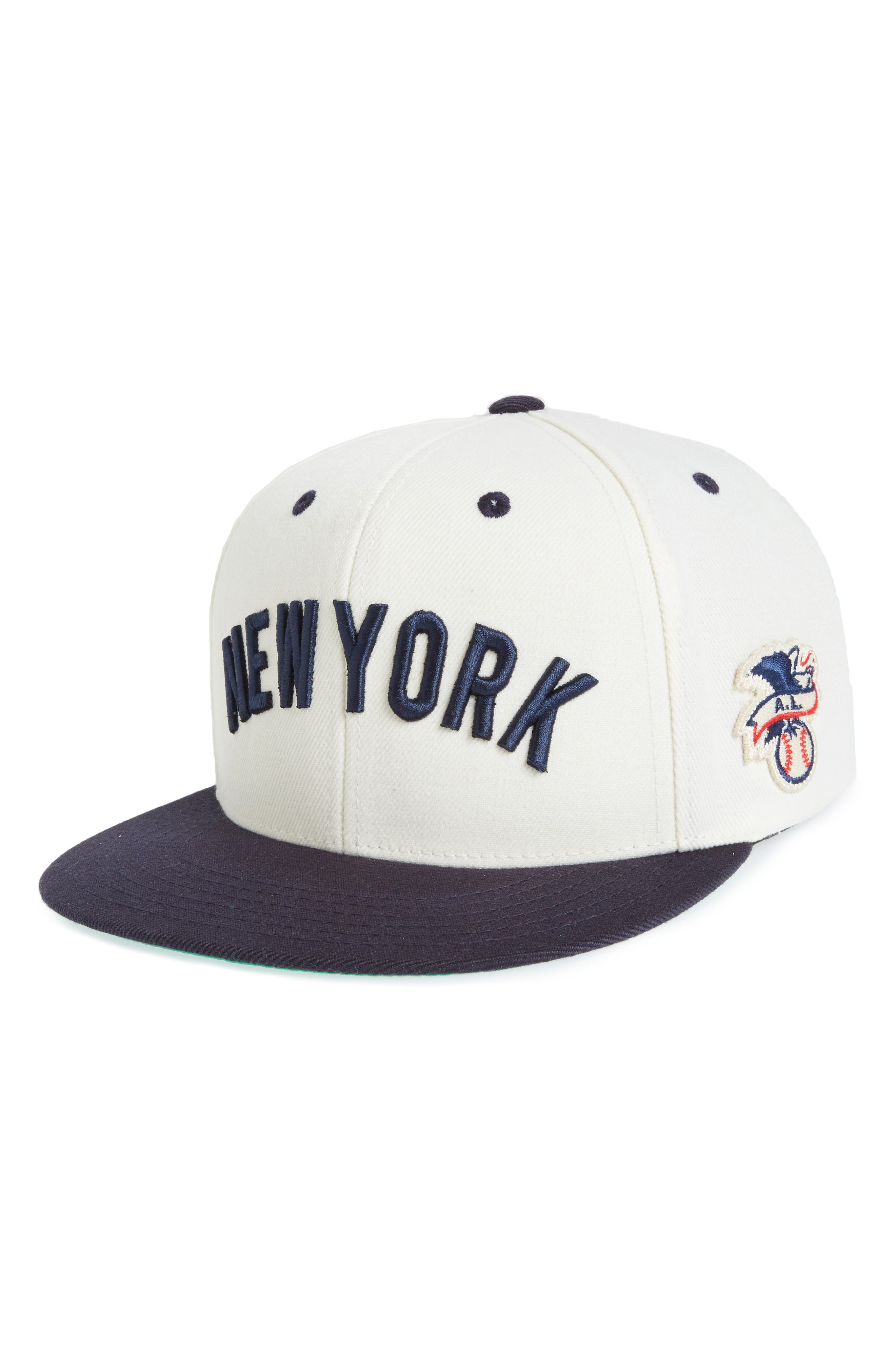 United MLB Snapback Baseball Cap,                         Main,                         color, 112