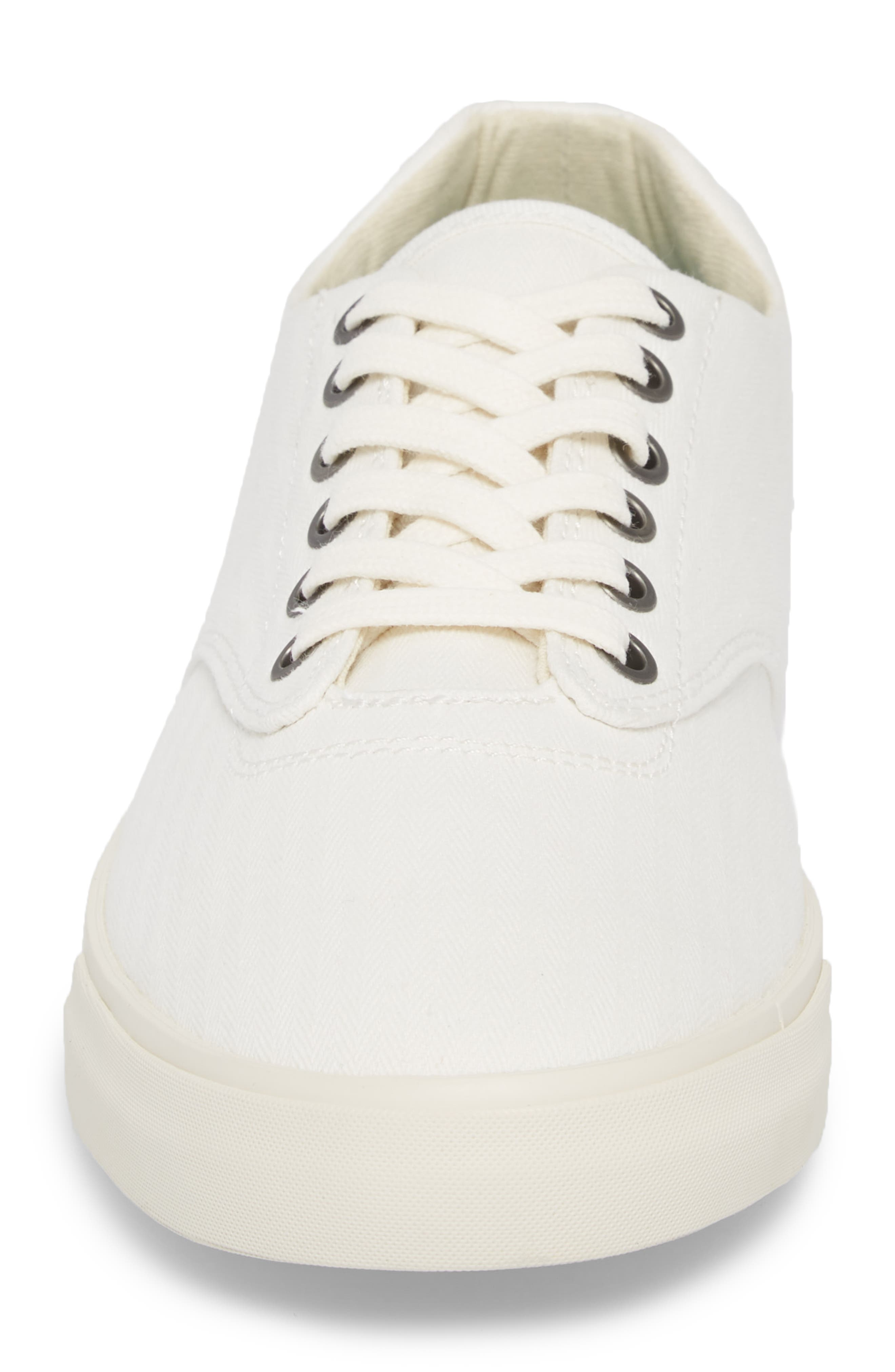 SEAVEES,                             Hermosa Plimsoll Sneaker,                             Alternate thumbnail 4, color,                             125