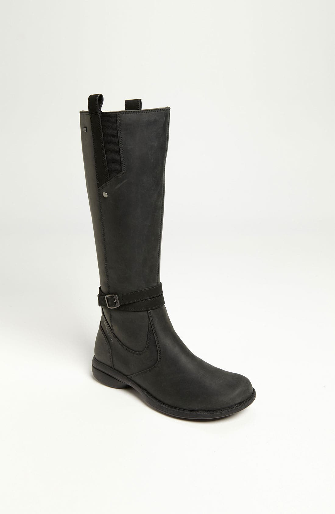'Captiva Strap' Waterproof Boot, Main, color, 001