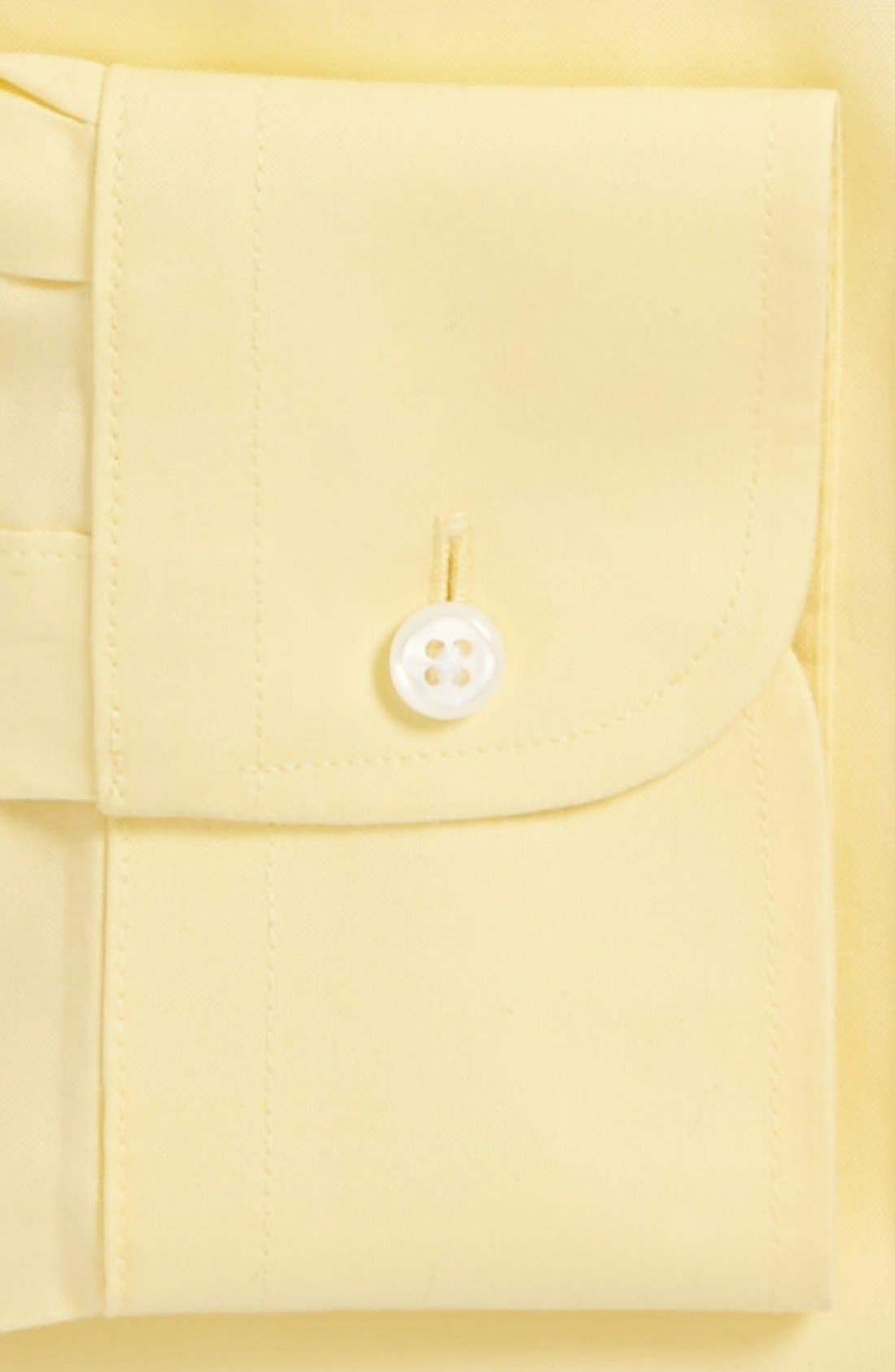 Smartcare<sup>™</sup> Traditional Fit Pinpoint Dress Shirt,                             Alternate thumbnail 69, color,