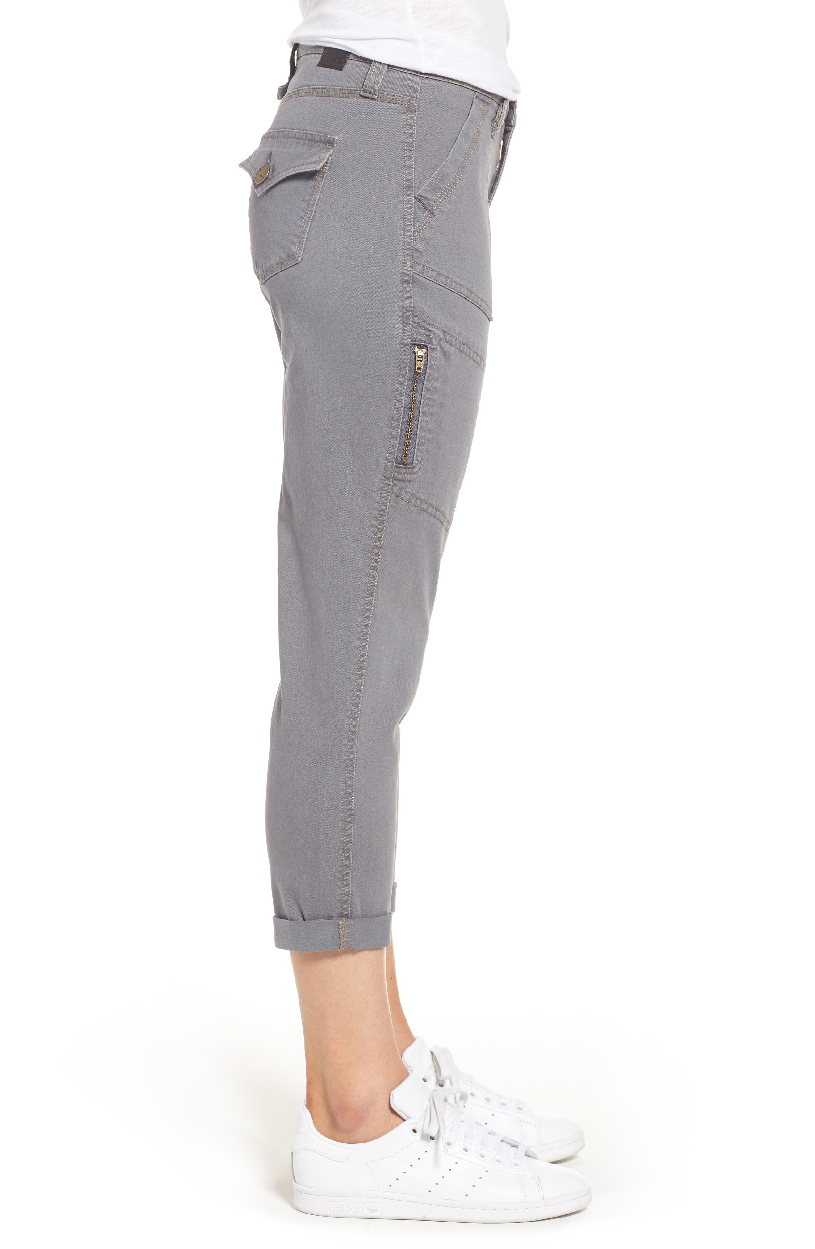Gable Stretch Twill Utility Pants,                             Alternate thumbnail 12, color,