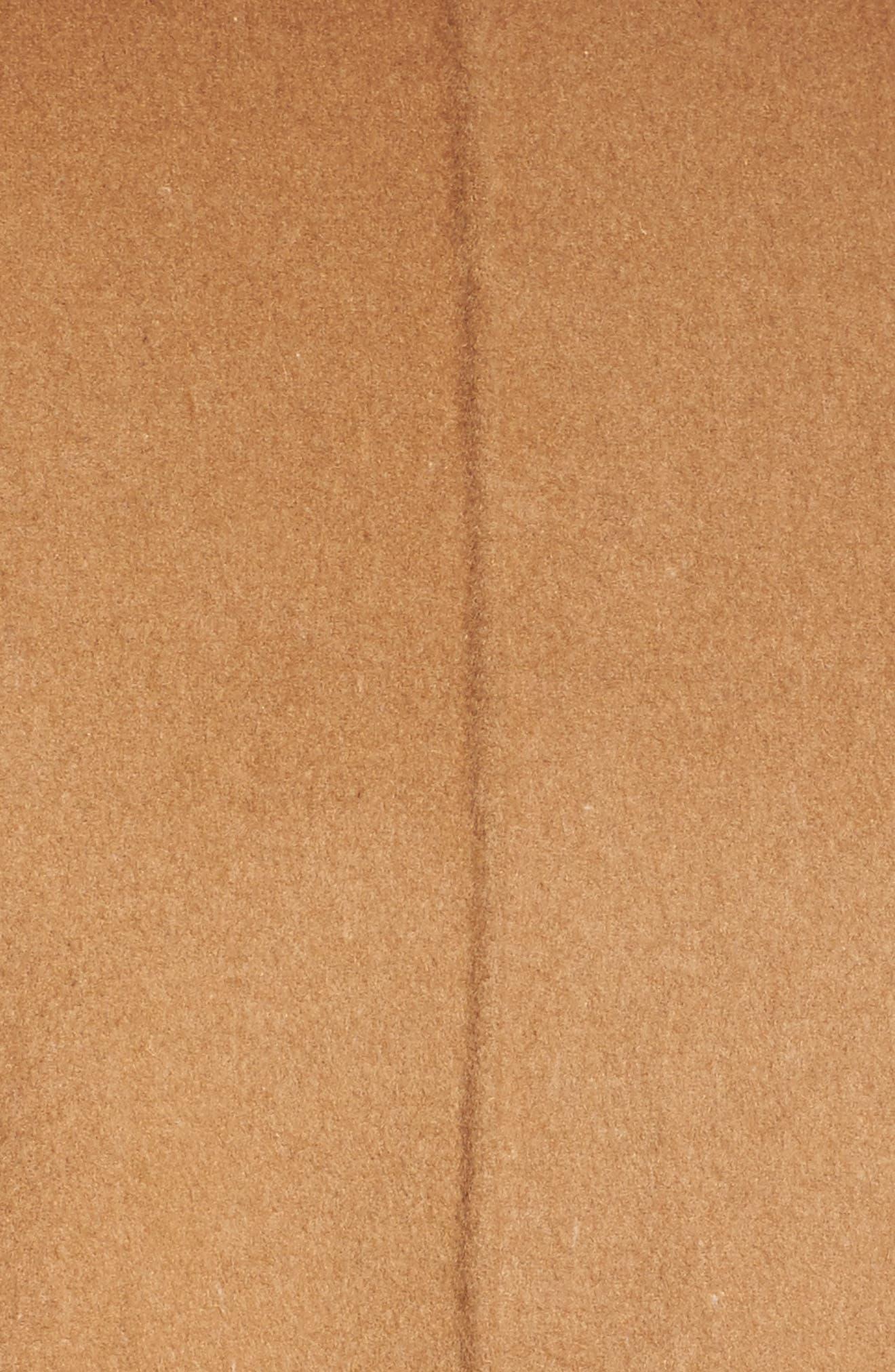 Nina Double Face Wool Blend Coat,                             Alternate thumbnail 6, color,                             214