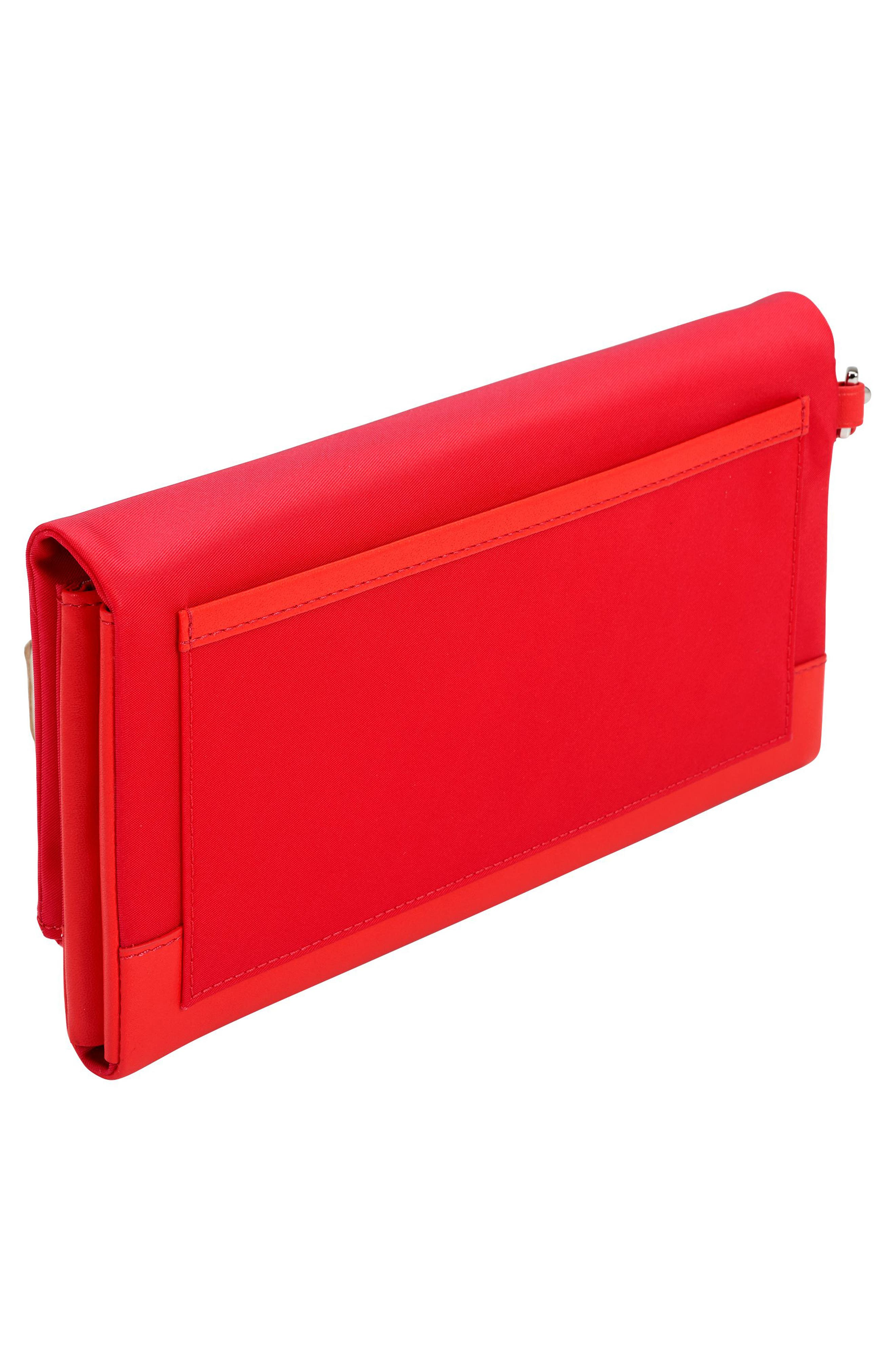 Travel Flap Wallet,                             Alternate thumbnail 12, color,