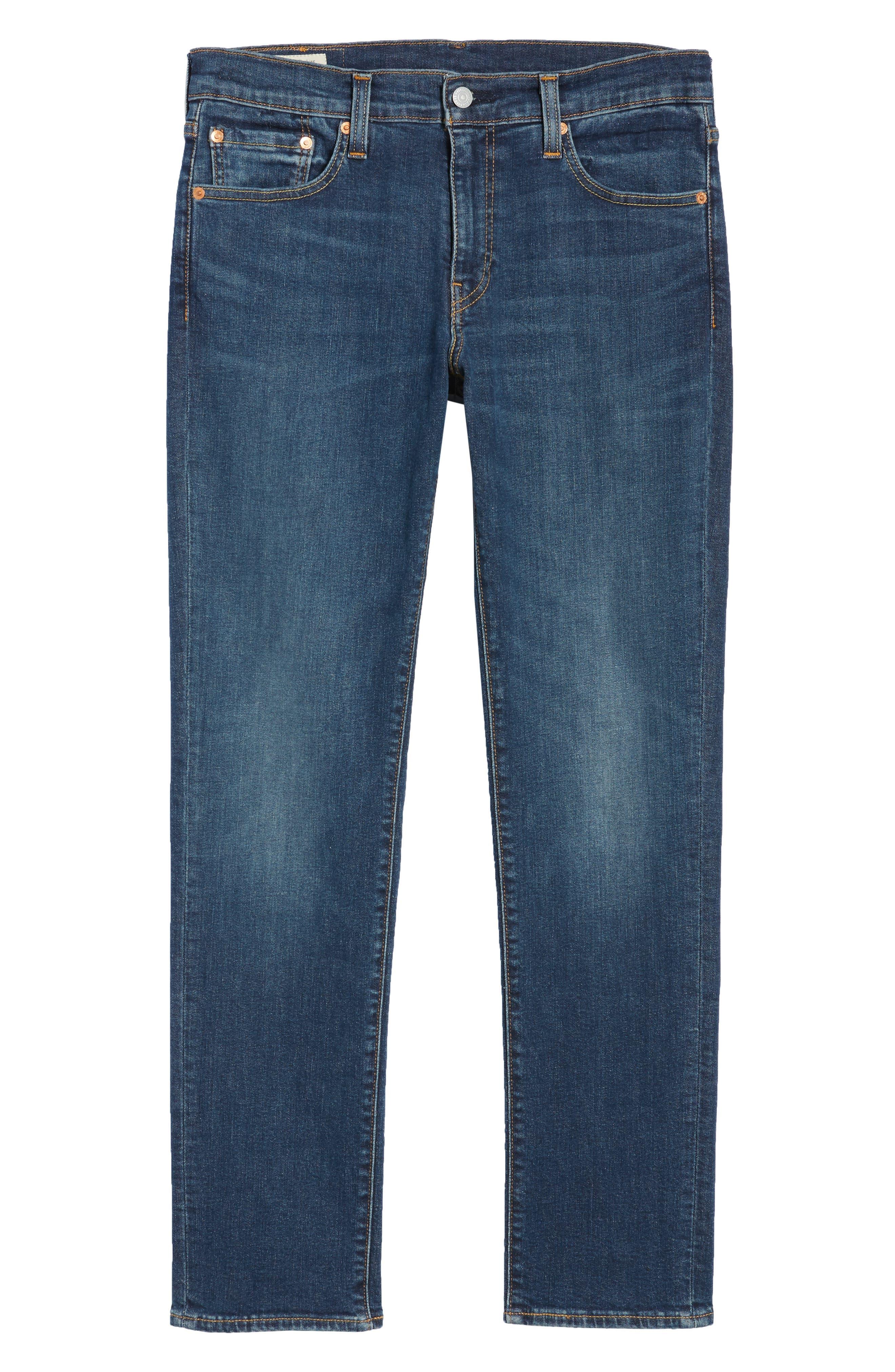 511<sup>™</sup> Slim Fit Jeans,                             Alternate thumbnail 6, color,                             402