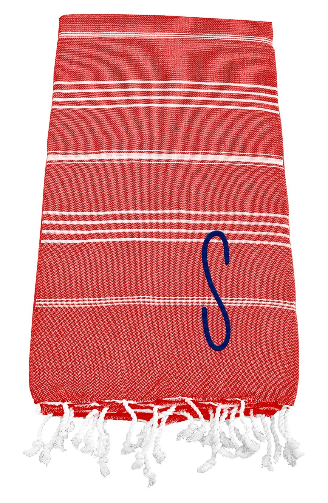 Monogram Turkish Cotton Towel,                             Main thumbnail 128, color,