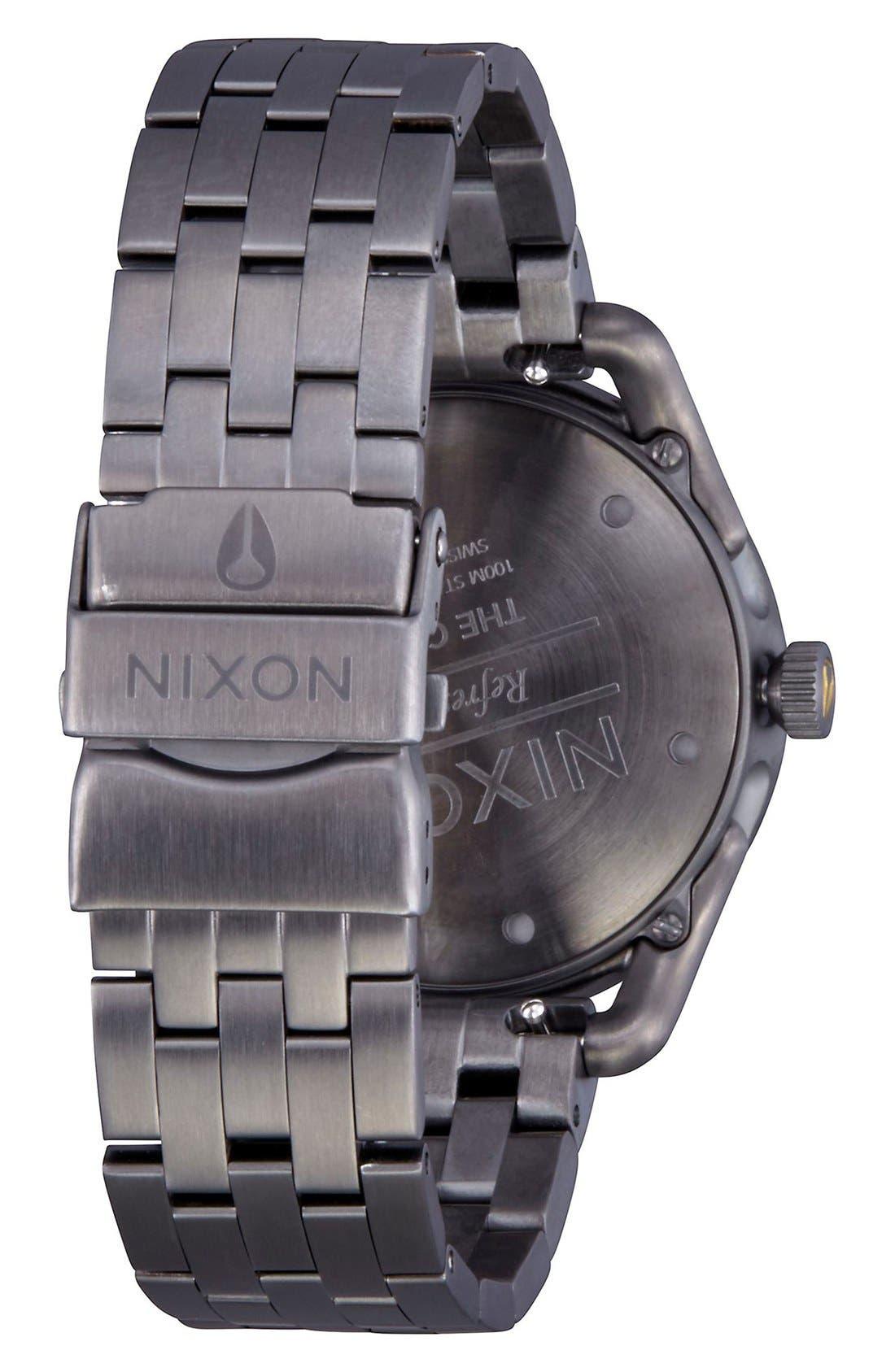 'C39' Bracelet Watch, 39mm,                             Alternate thumbnail 3, color,                             001