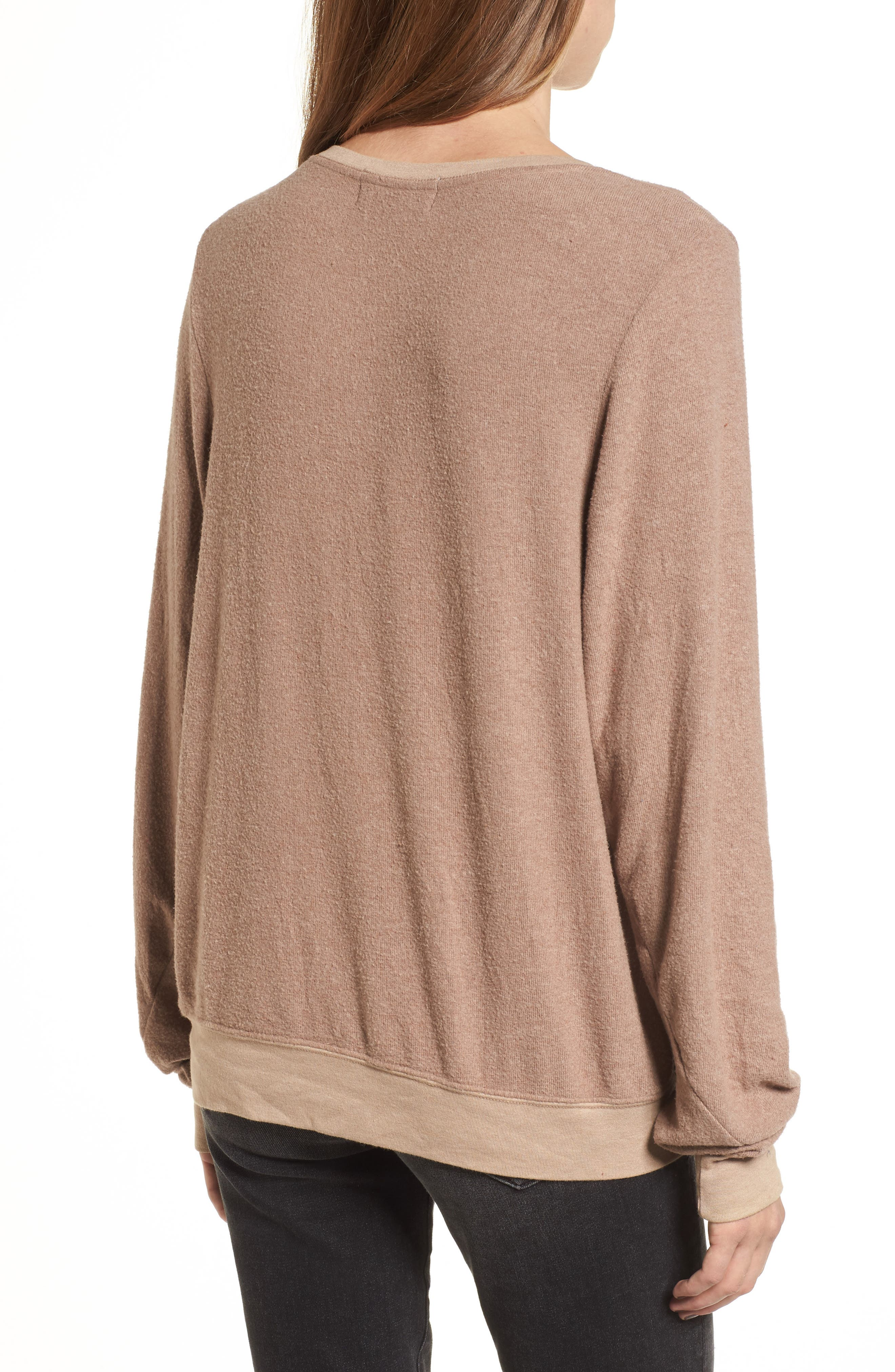 'Baggy Beach Jumper' Pullover,                             Alternate thumbnail 48, color,