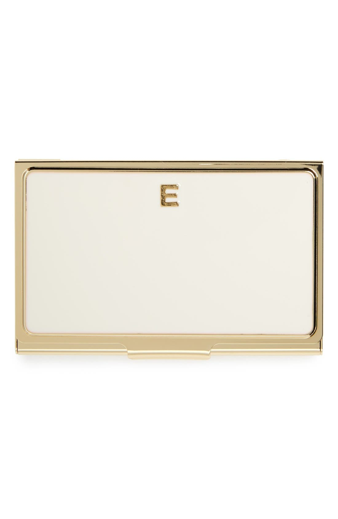 'one in a million' business card holder,                             Main thumbnail 5, color,