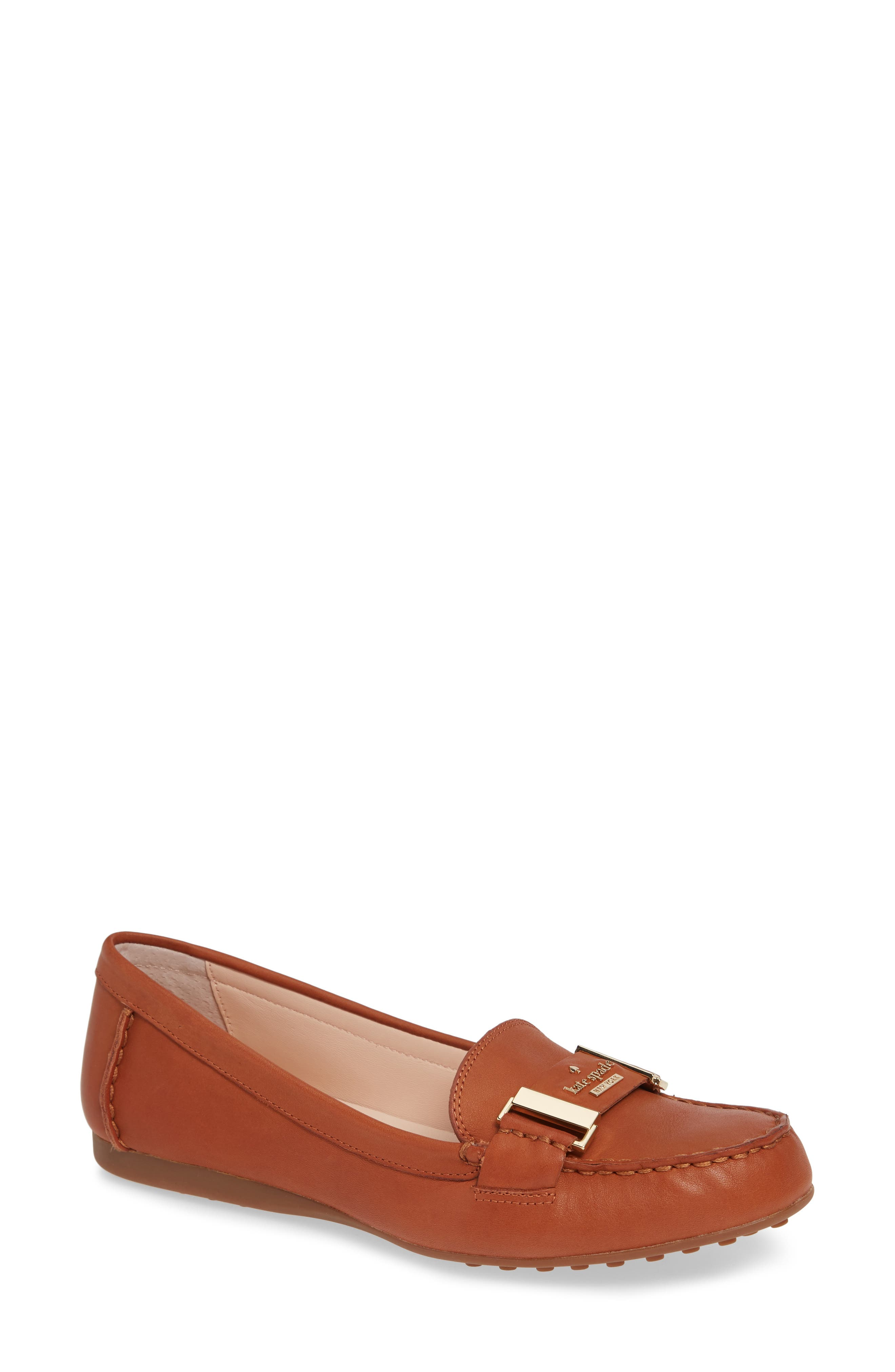 colette loafer,                         Main,                         color, CUOIO