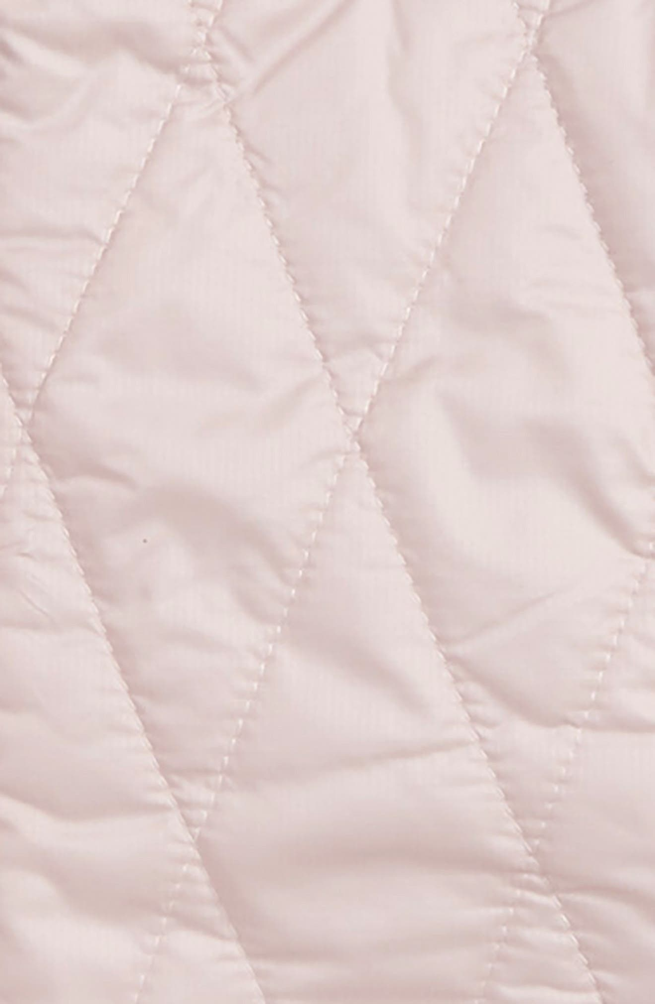 Nano Puff<sup>®</sup> Quilted Water Resistant Jacket,                             Alternate thumbnail 2, color,                             GLAZE PURPLE