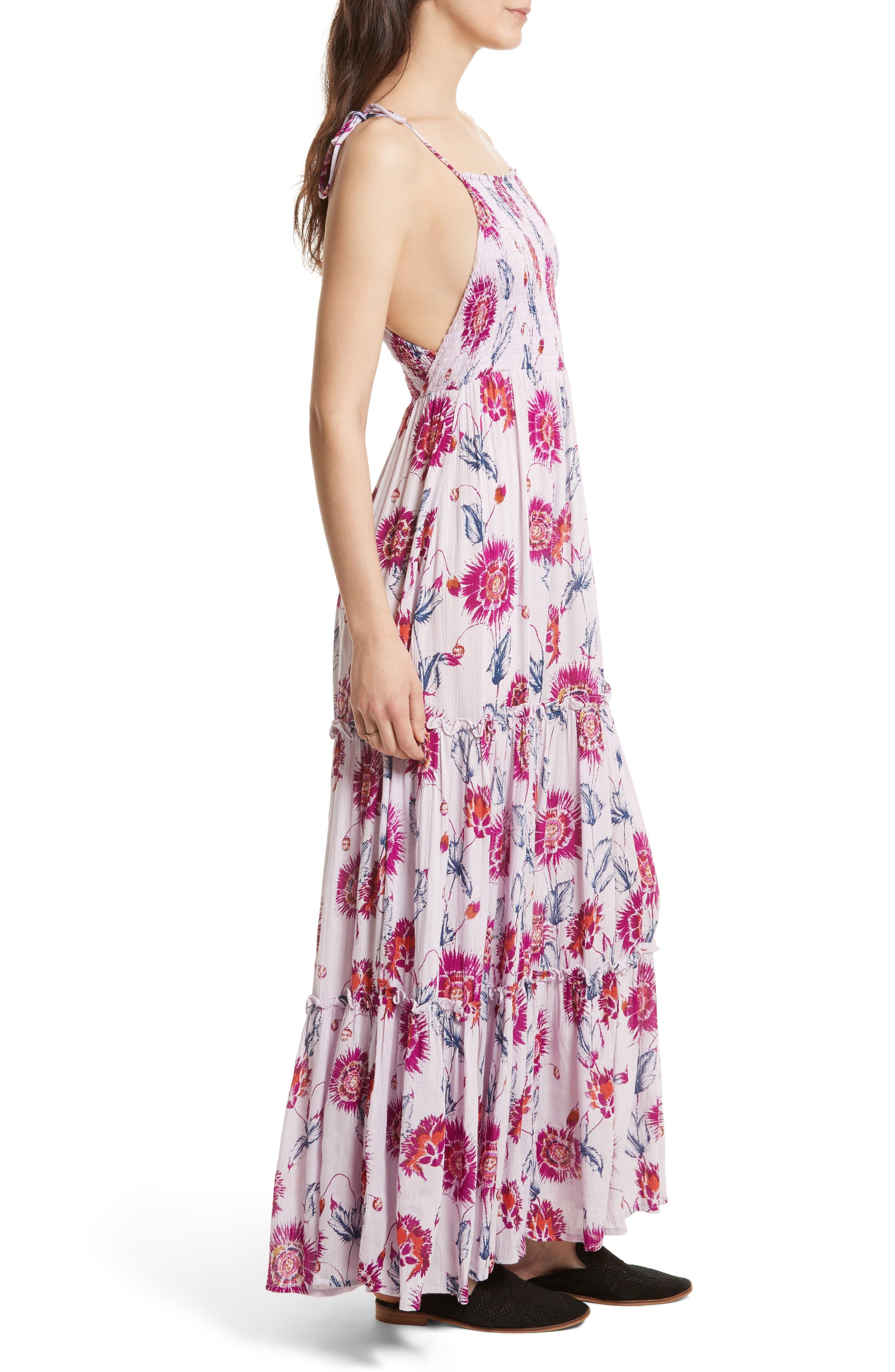 Garden Party Maxi Dress,                             Alternate thumbnail 20, color,