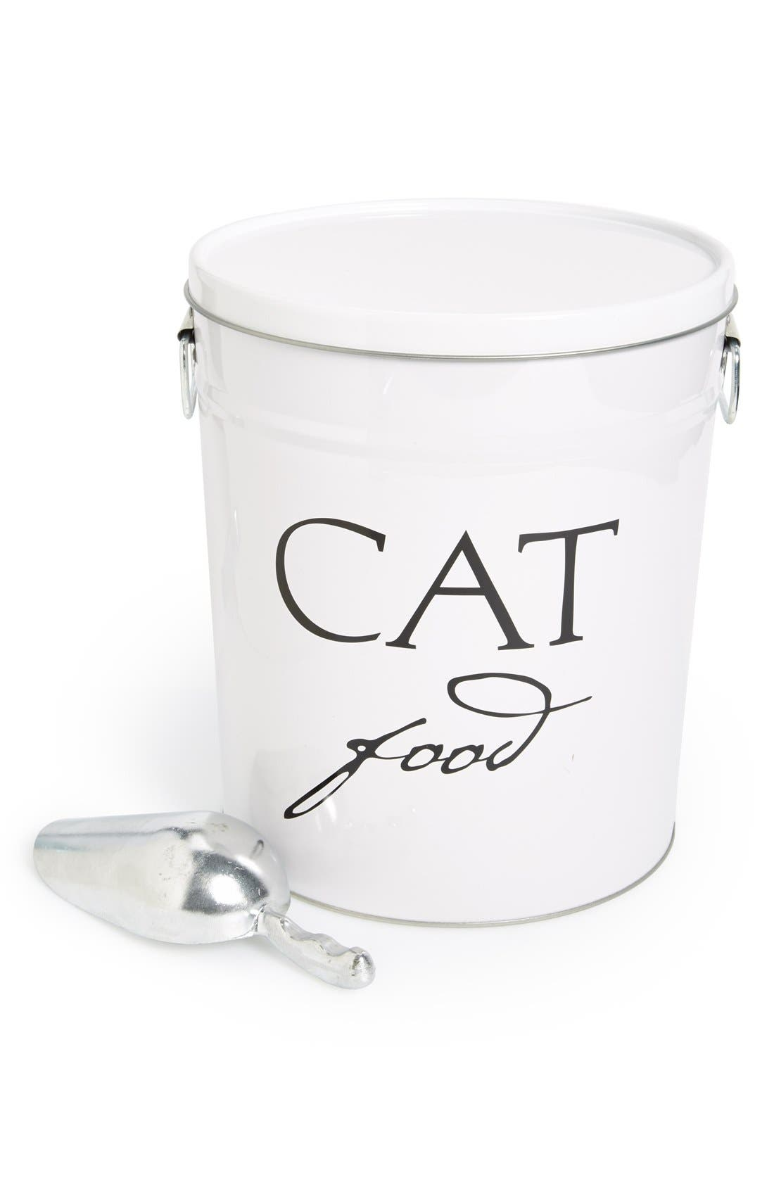 HARRY BARKER,                             'Classic' Cat Food Storage Canister,                             Main thumbnail 1, color,                             100