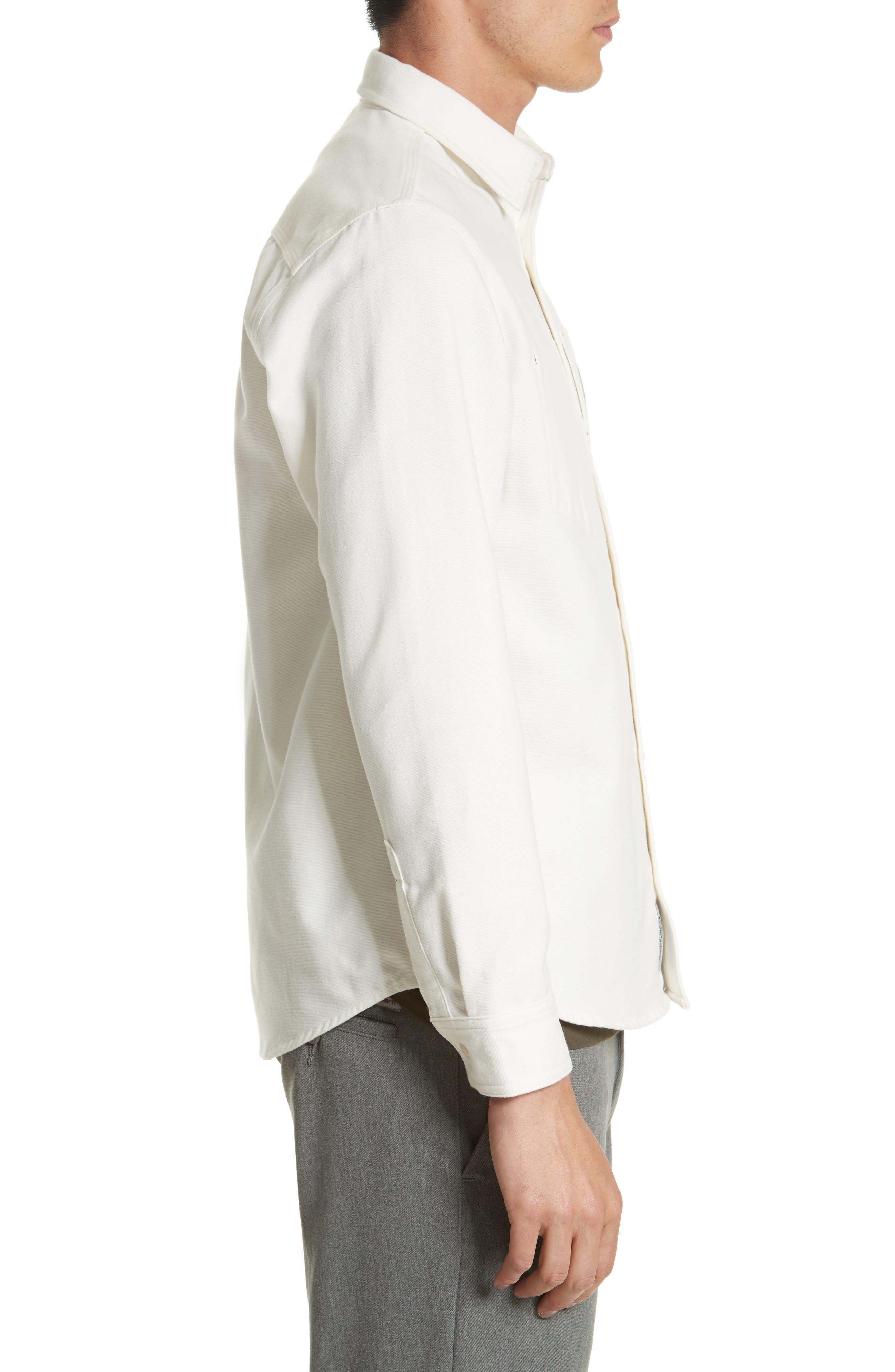 Shirt Jacket,                             Alternate thumbnail 4, color,                             002