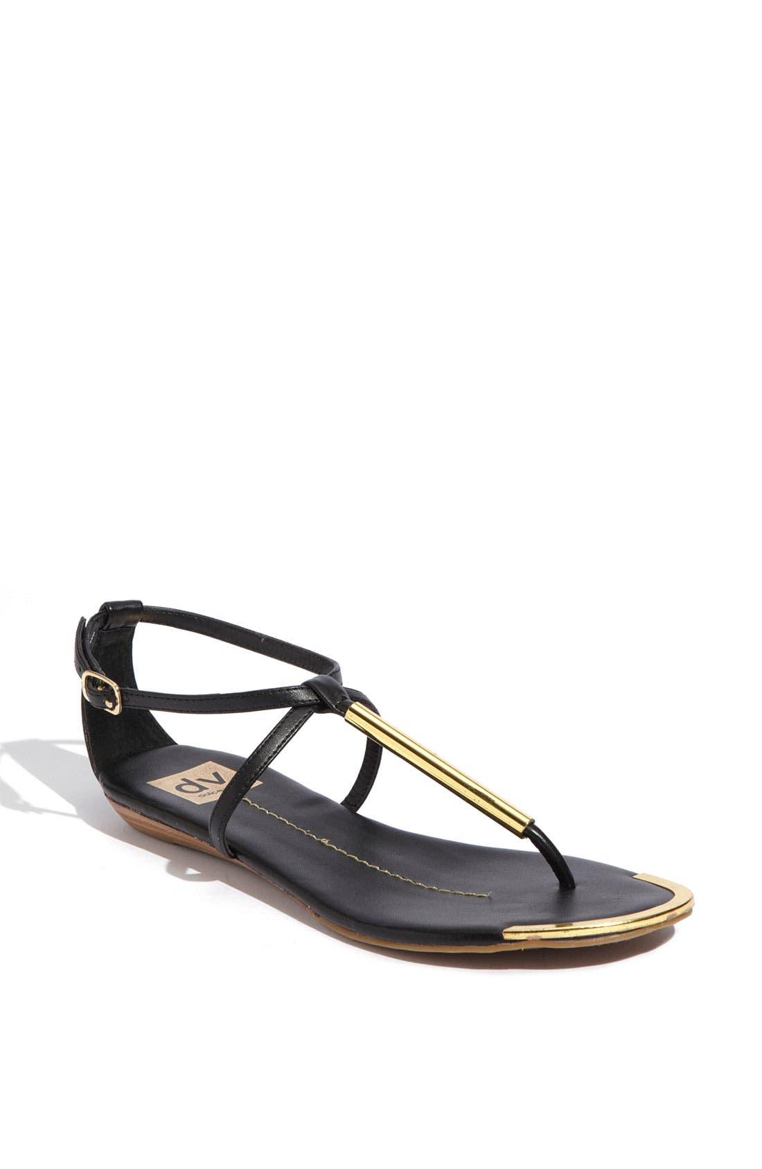 'Archer' Sandal, Main, color, 001