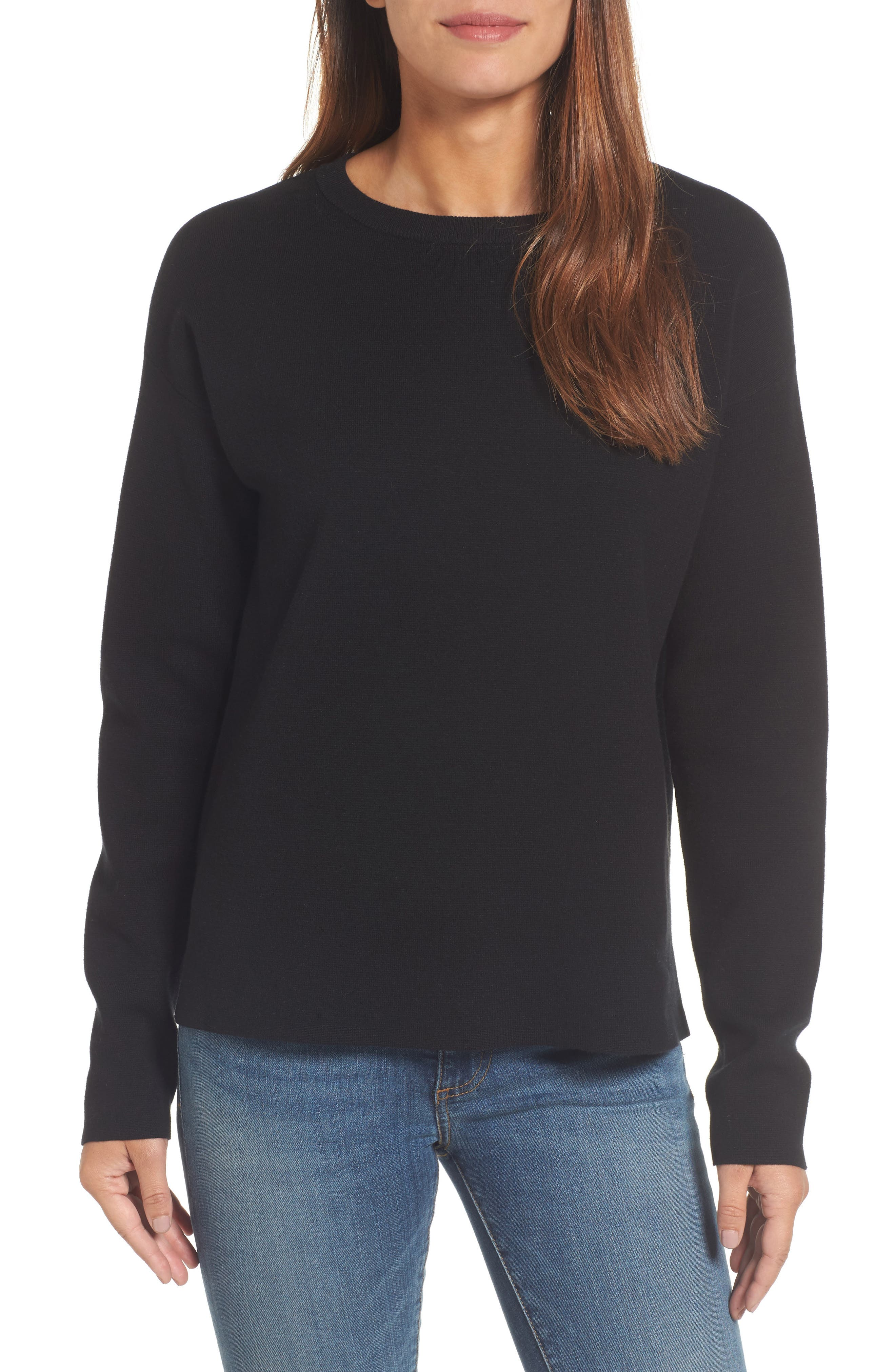 Tie Back Sweater,                         Main,                         color,