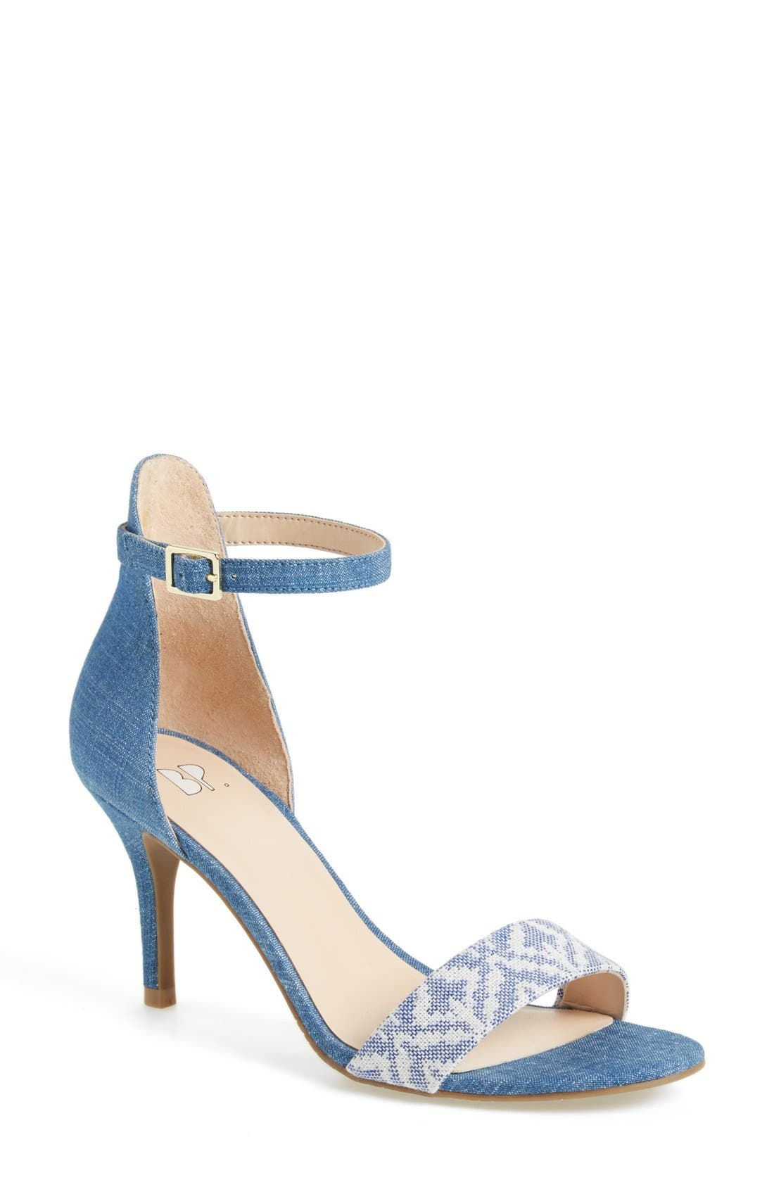 'Luminate' Open Toe Dress Sandal,                             Main thumbnail 36, color,