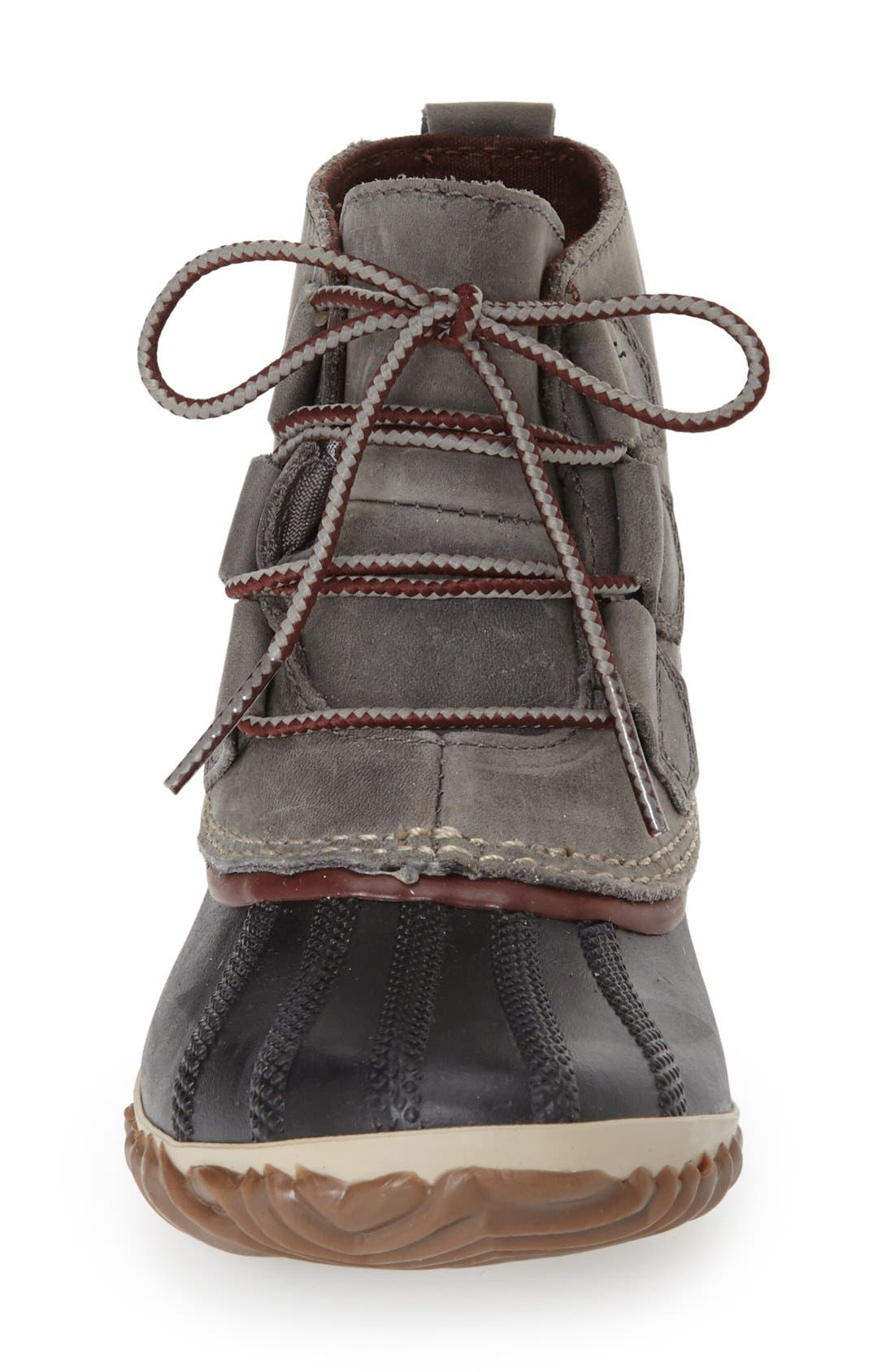 'Out N About' Leather Boot,                             Alternate thumbnail 27, color,