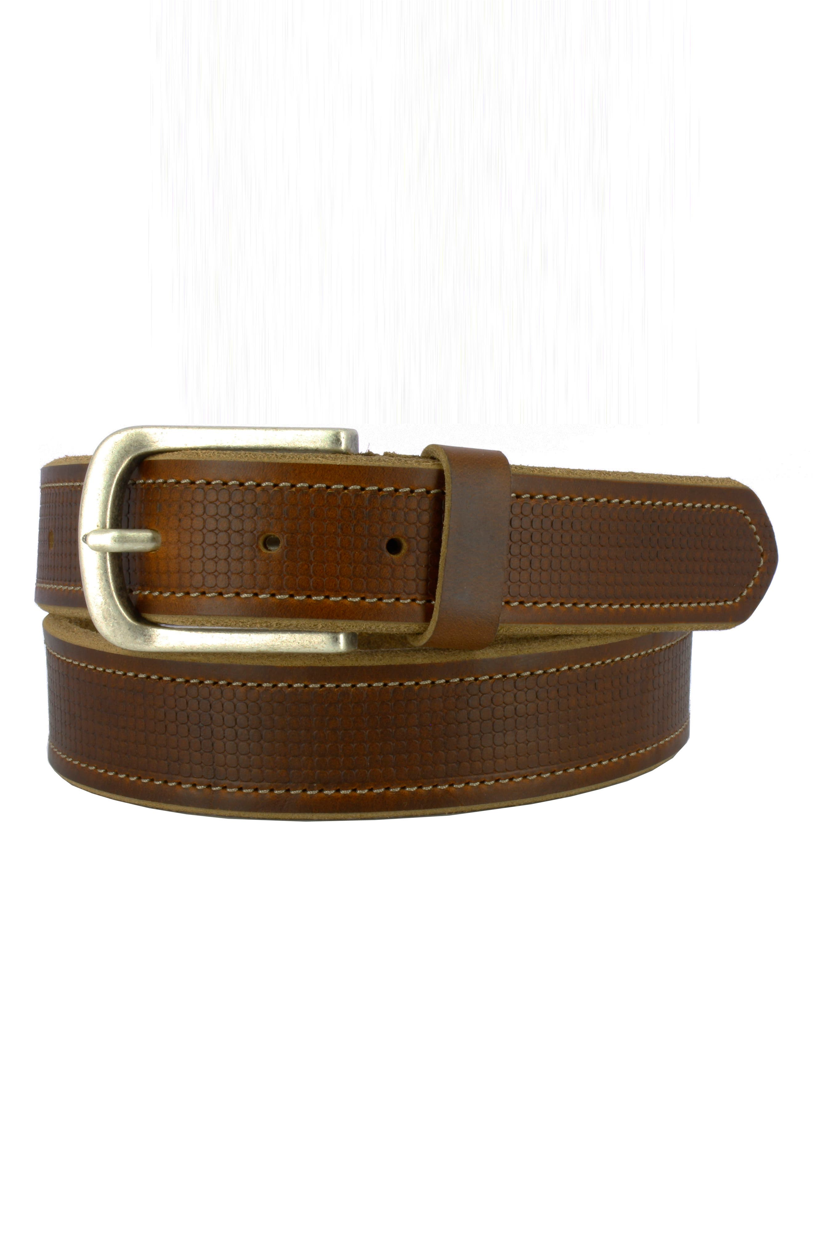 Remo Tulliani Sixx 2 Horween Leather Belt