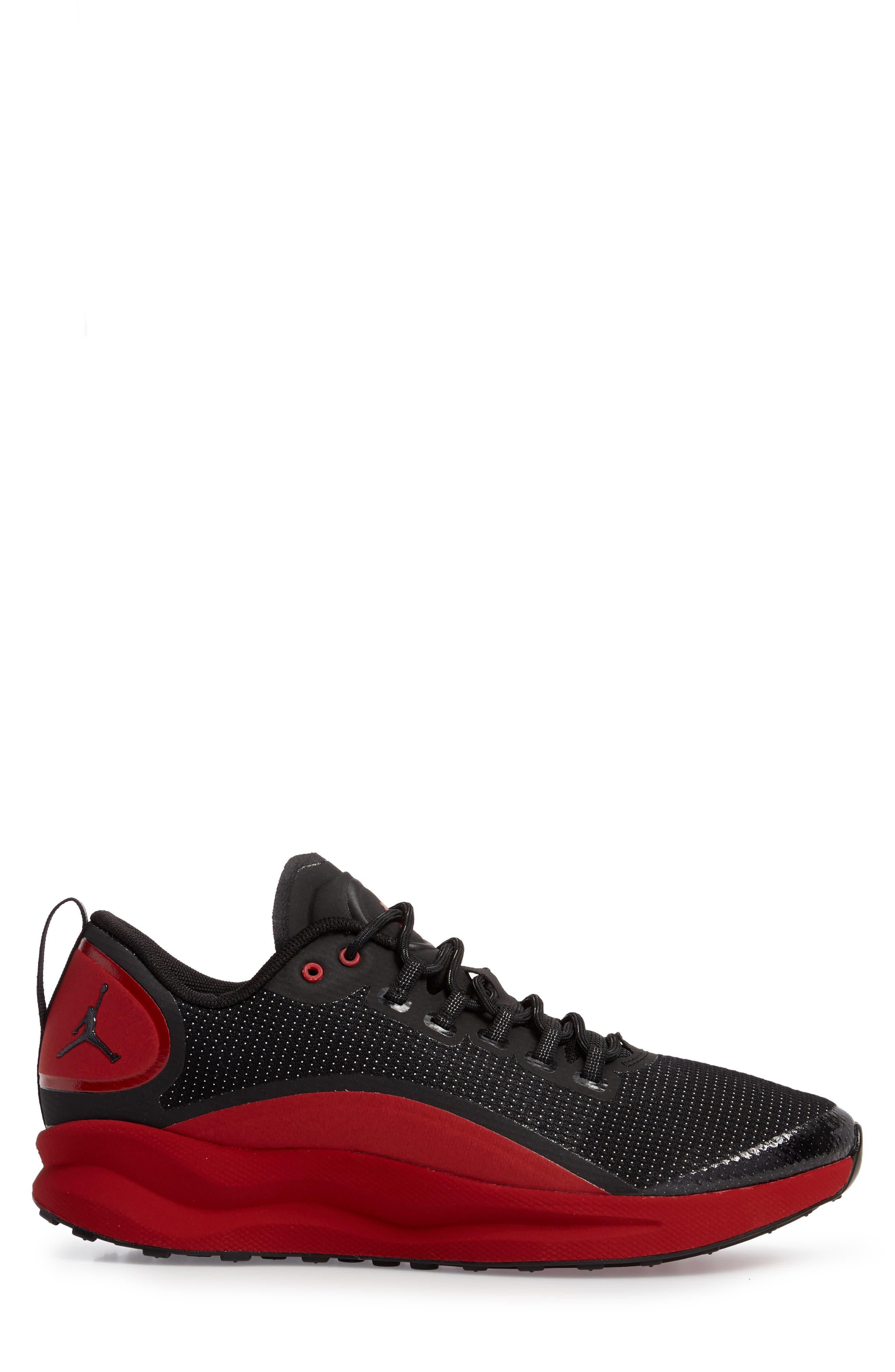 Jordan Zoom Tenacity Running Shoe,                             Alternate thumbnail 3, color,                             001
