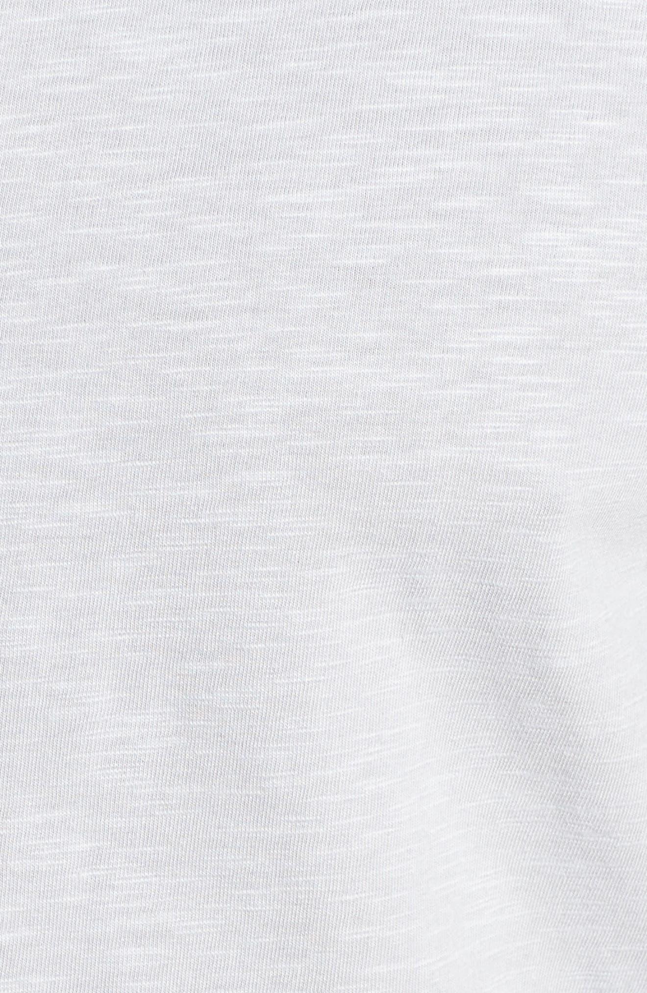 McAdams Slub Jersey Sport Shirt,                             Alternate thumbnail 5, color,                             020