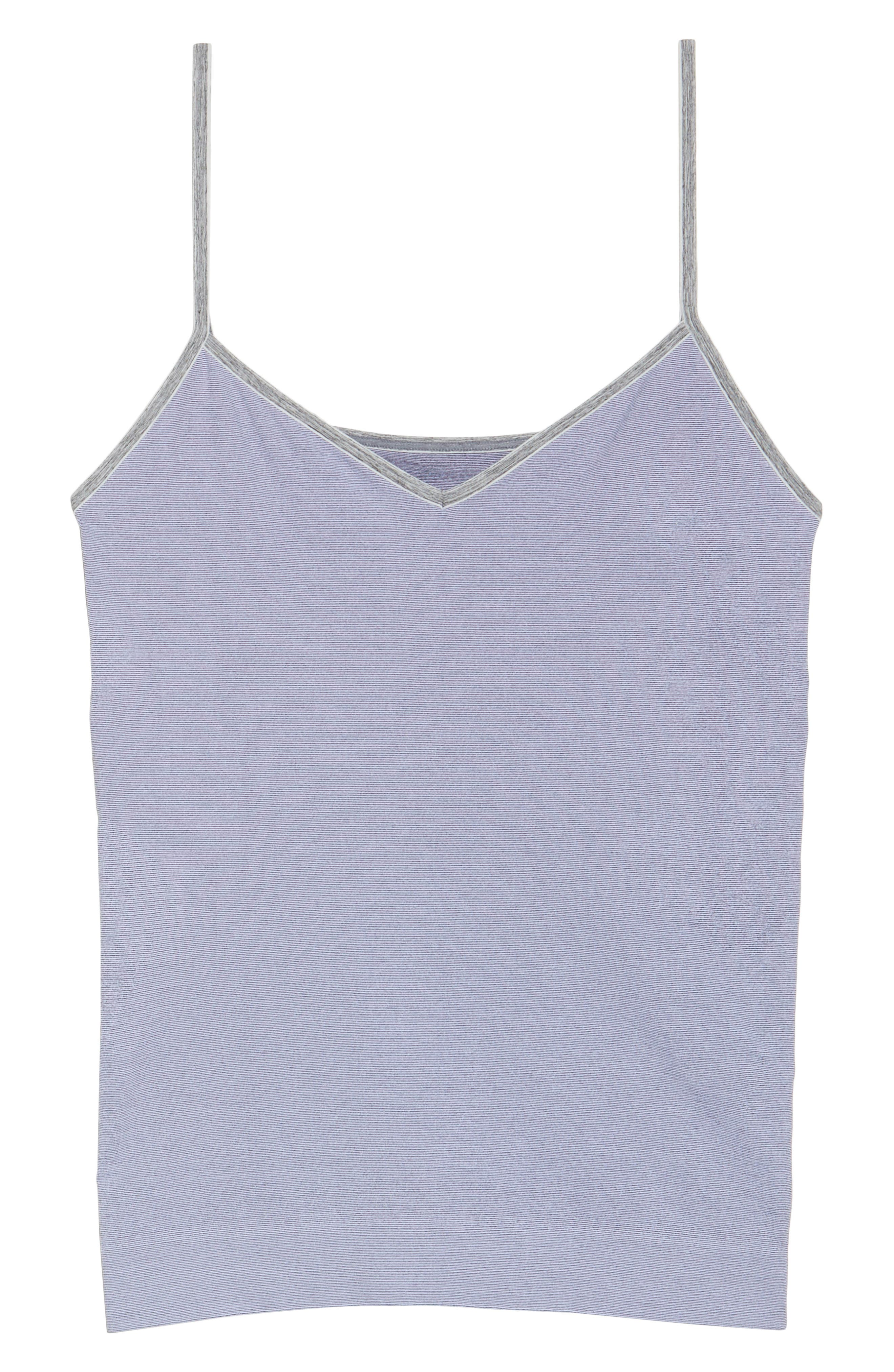 Seamless Two-Way Camisole,                             Alternate thumbnail 6, color,                             002