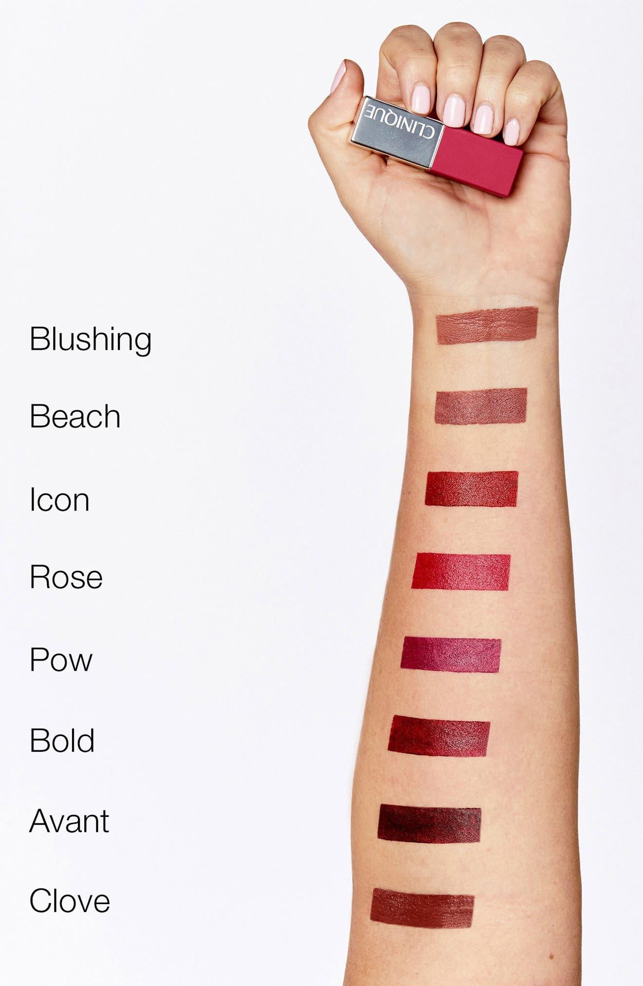 Pop Matte Lip Color + Primer,                             Alternate thumbnail 2, color,                             BEACH POP