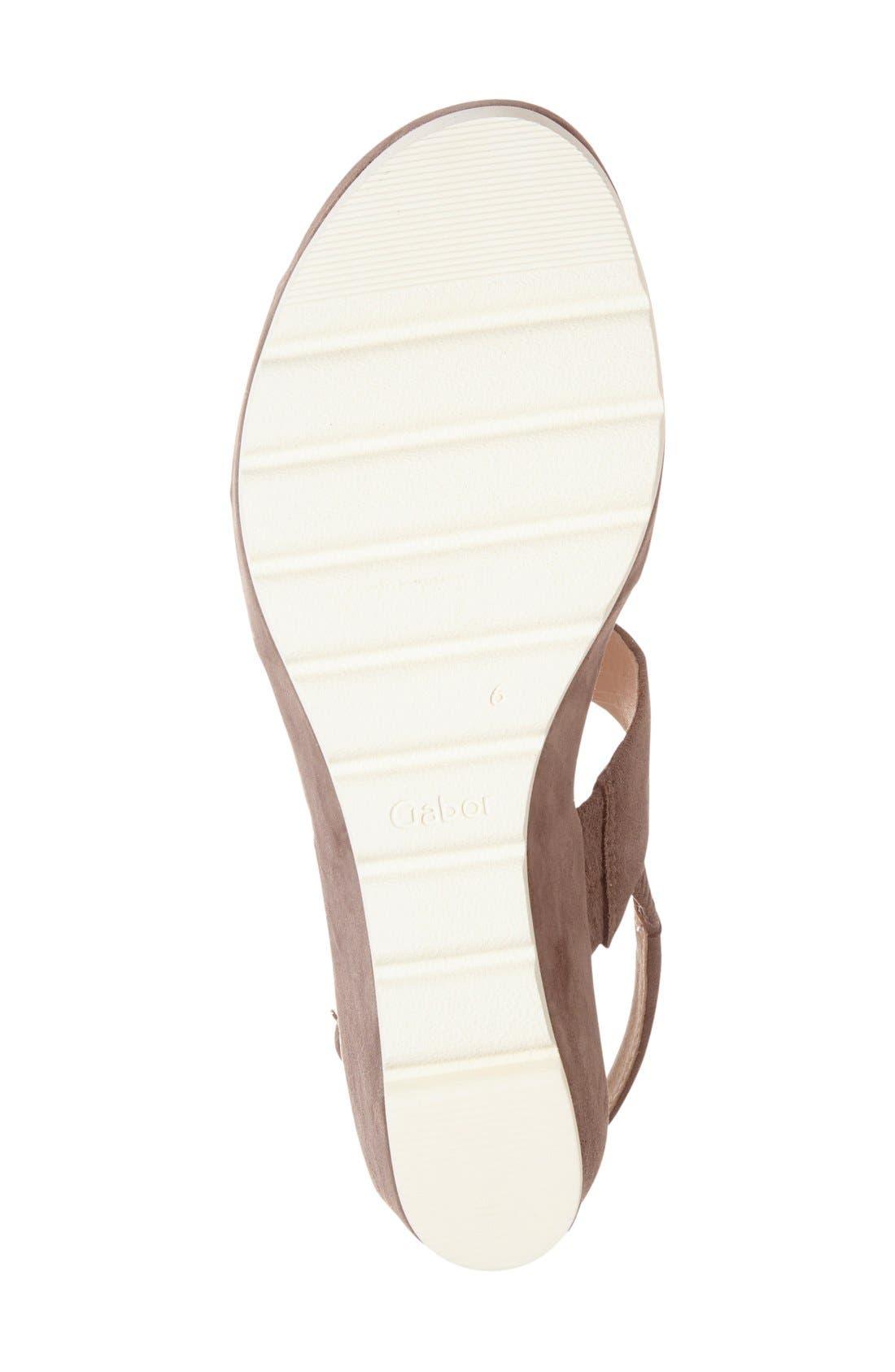 Two-Strap Sandal,                             Alternate thumbnail 8, color,