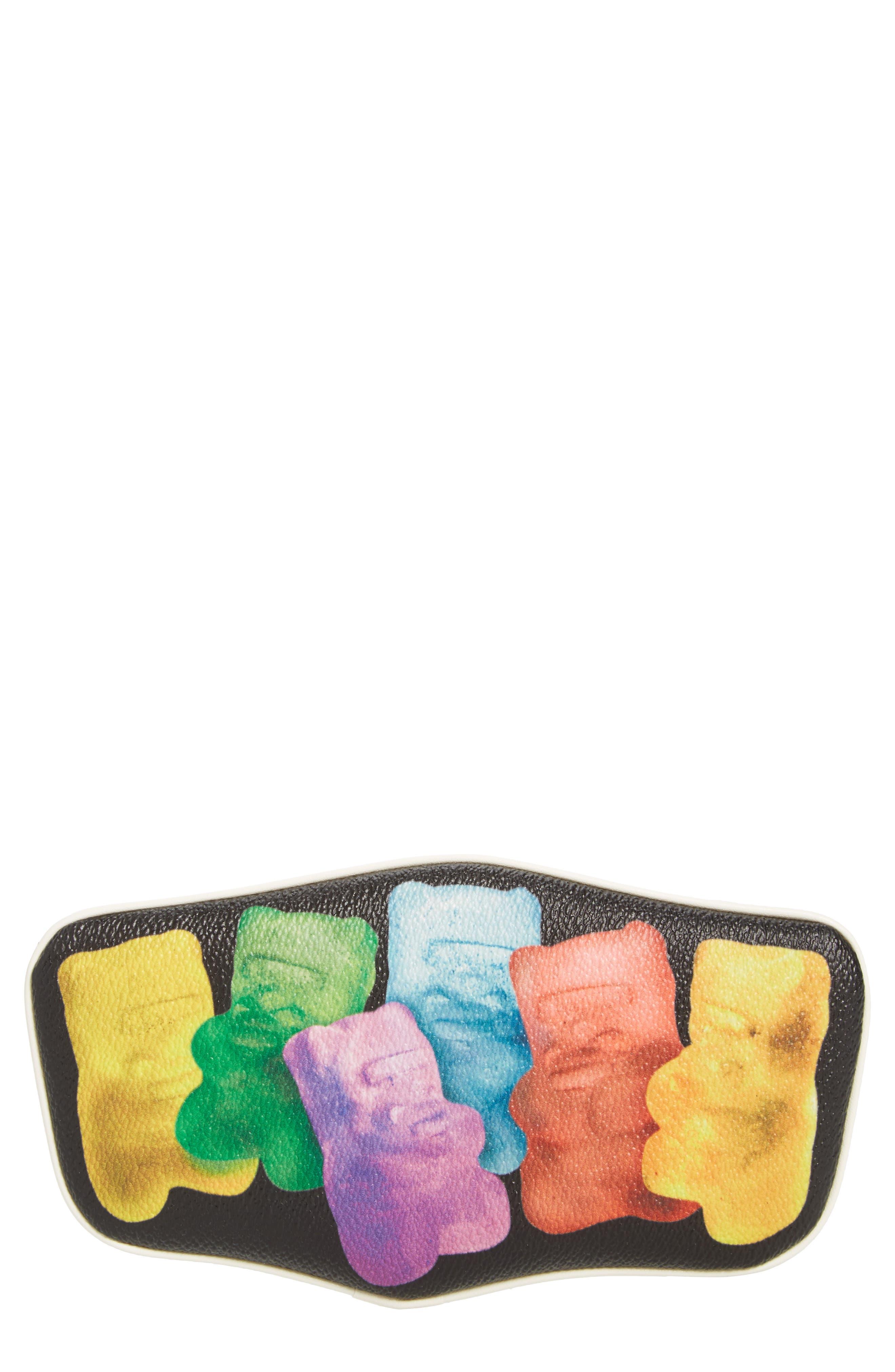 Gummy Bears Coin Purse,                             Main thumbnail 1, color,                             001