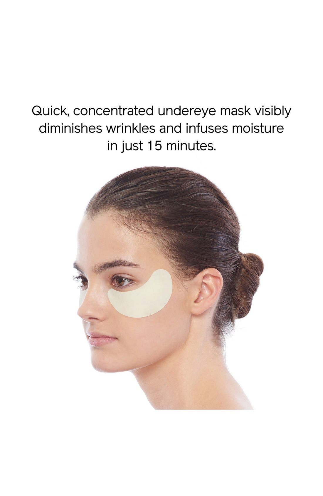 Benefiance WrinkleResist24 Pure Retinol Express Smoothing Eye Mask,                             Alternate thumbnail 4, color,                             NO COLOR