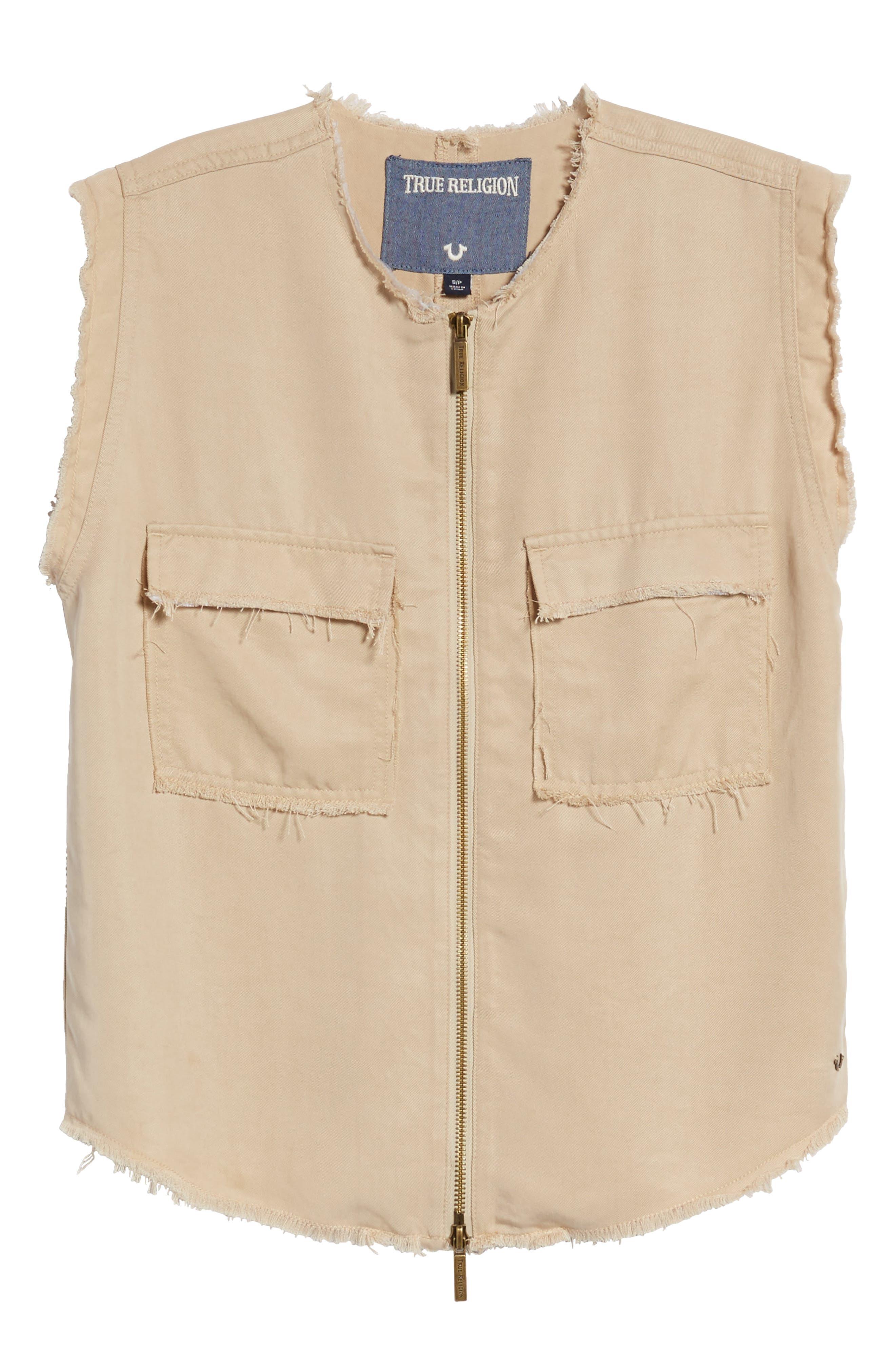 Cargo Vest,                             Alternate thumbnail 5, color,