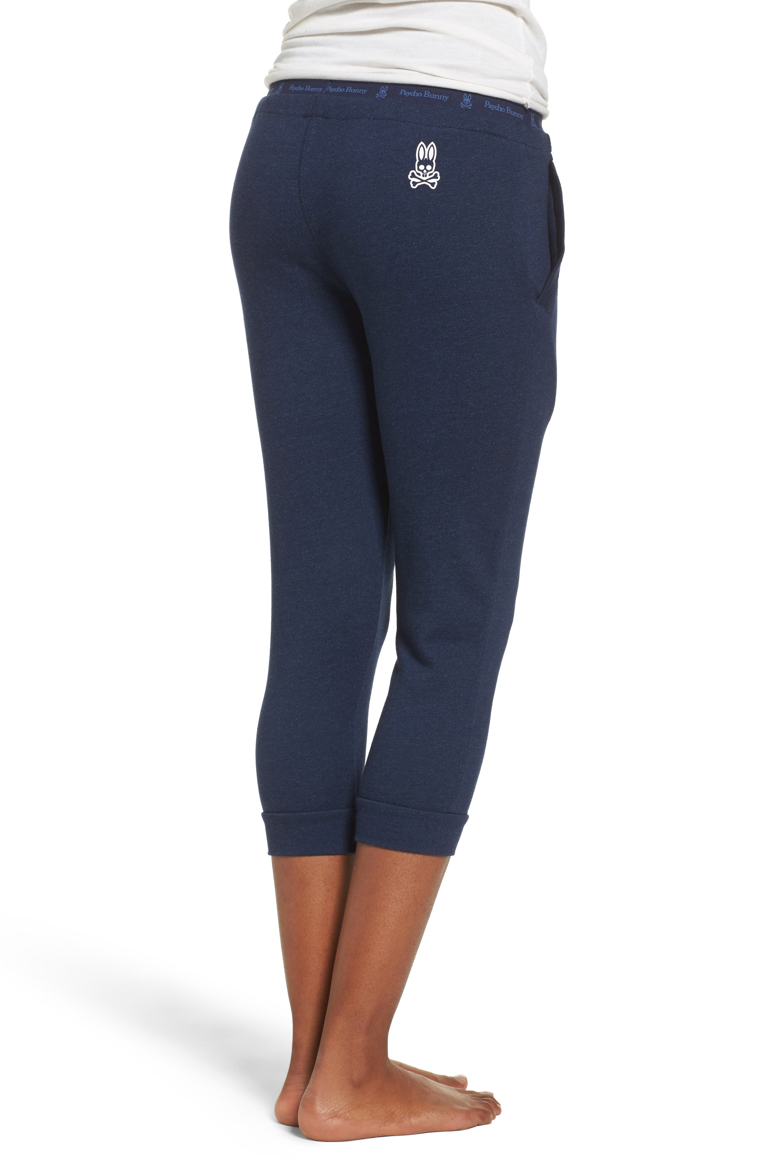 French Terry Pants,                             Alternate thumbnail 2, color,                             400