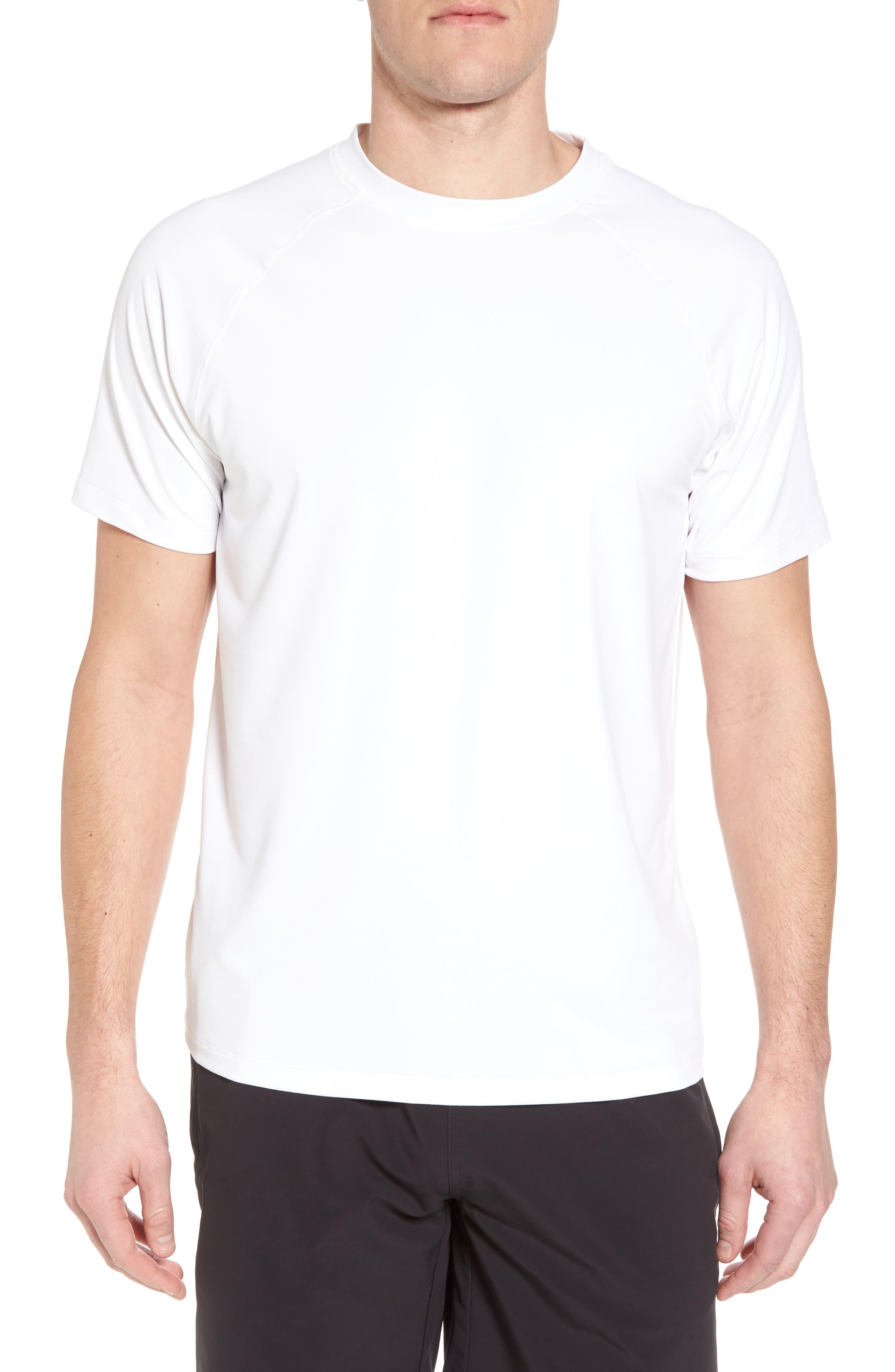 Rio Regular Fit Technical T-Shirt,                             Main thumbnail 1, color,                             100