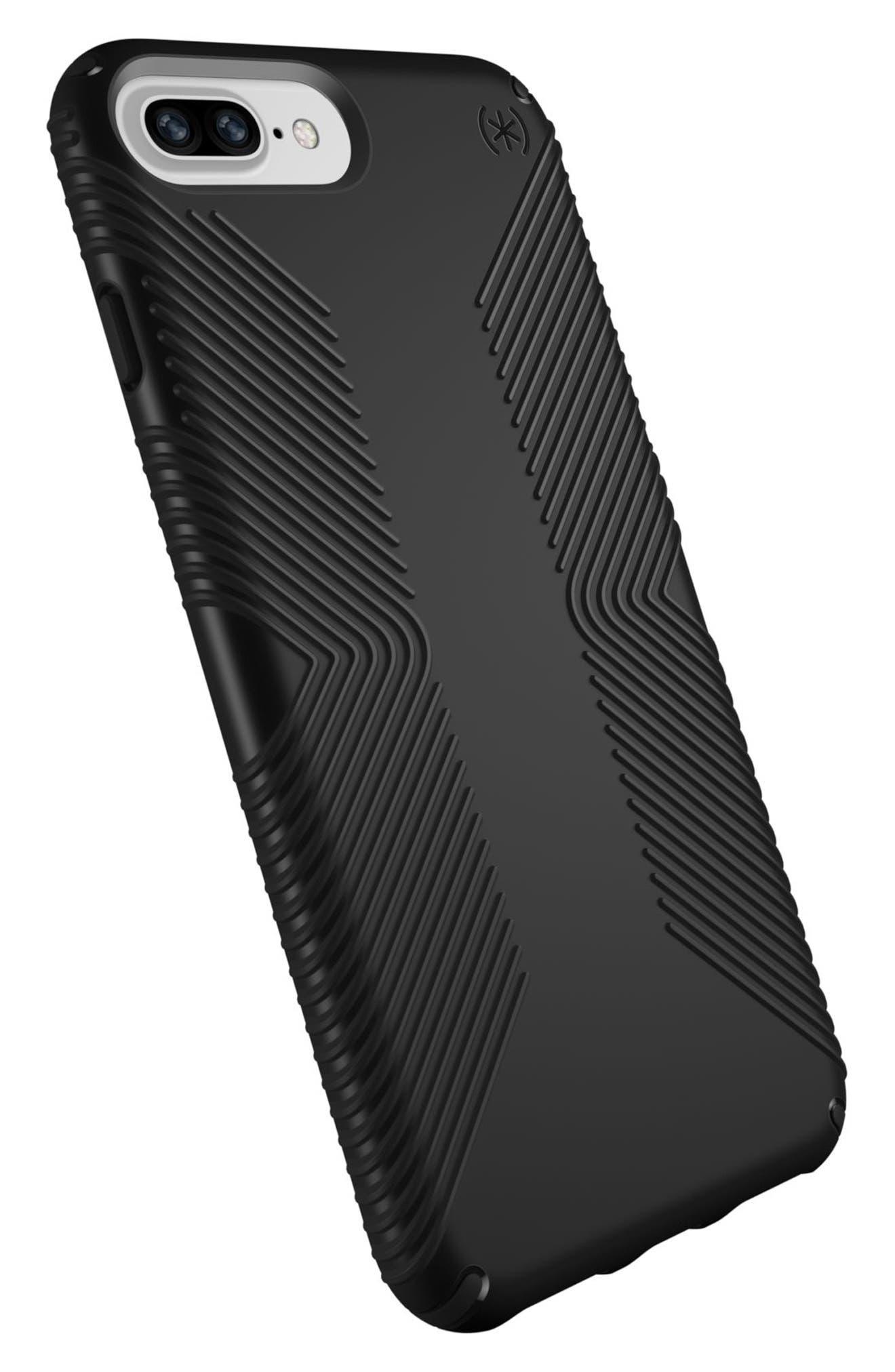 SPECK,                             Grip iPhone 6/6s/7/8 Plus Case,                             Alternate thumbnail 5, color,                             001