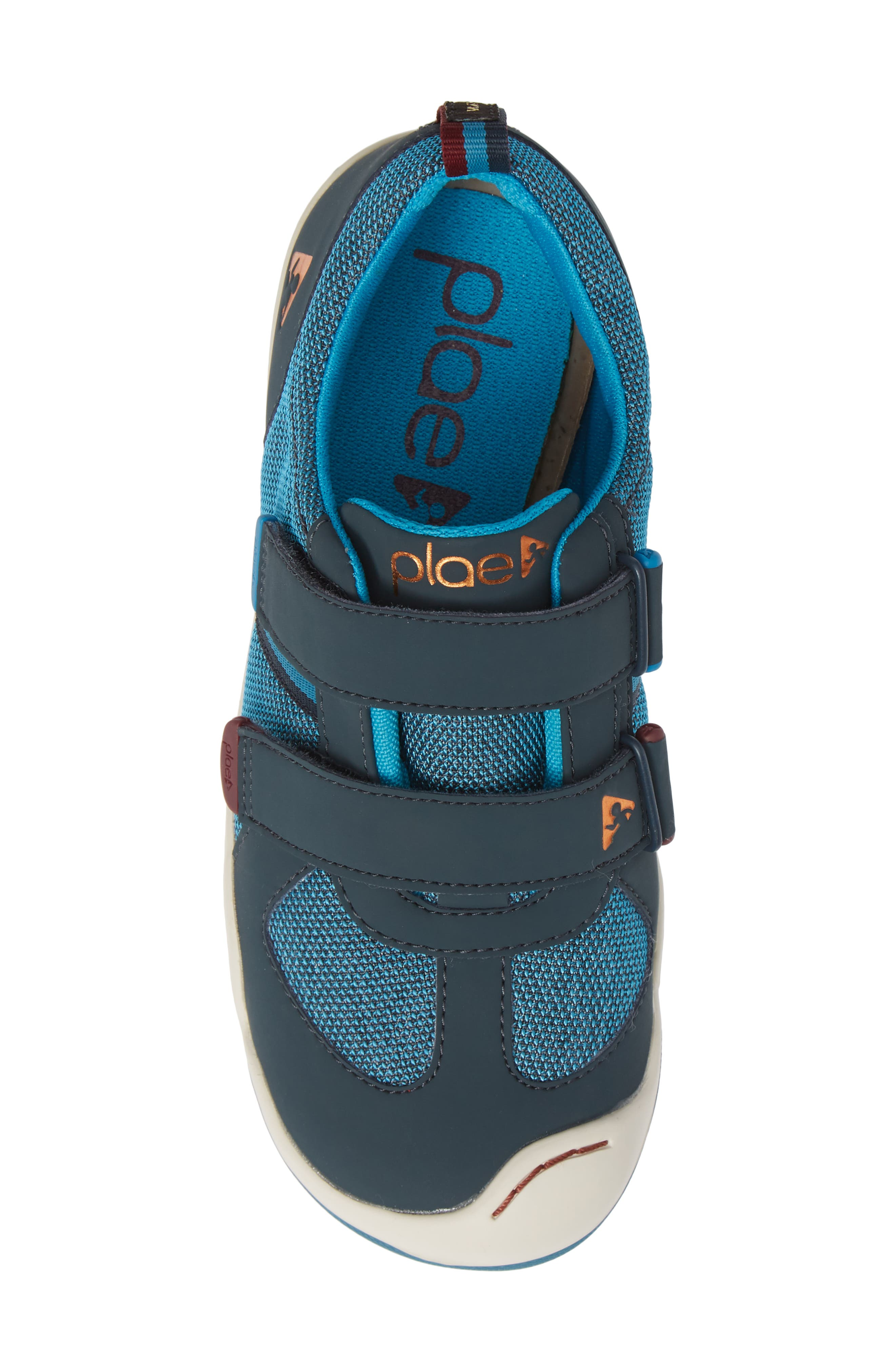 Charlie Customizable Sneaker,                             Alternate thumbnail 5, color,                             BLUE MARLIN