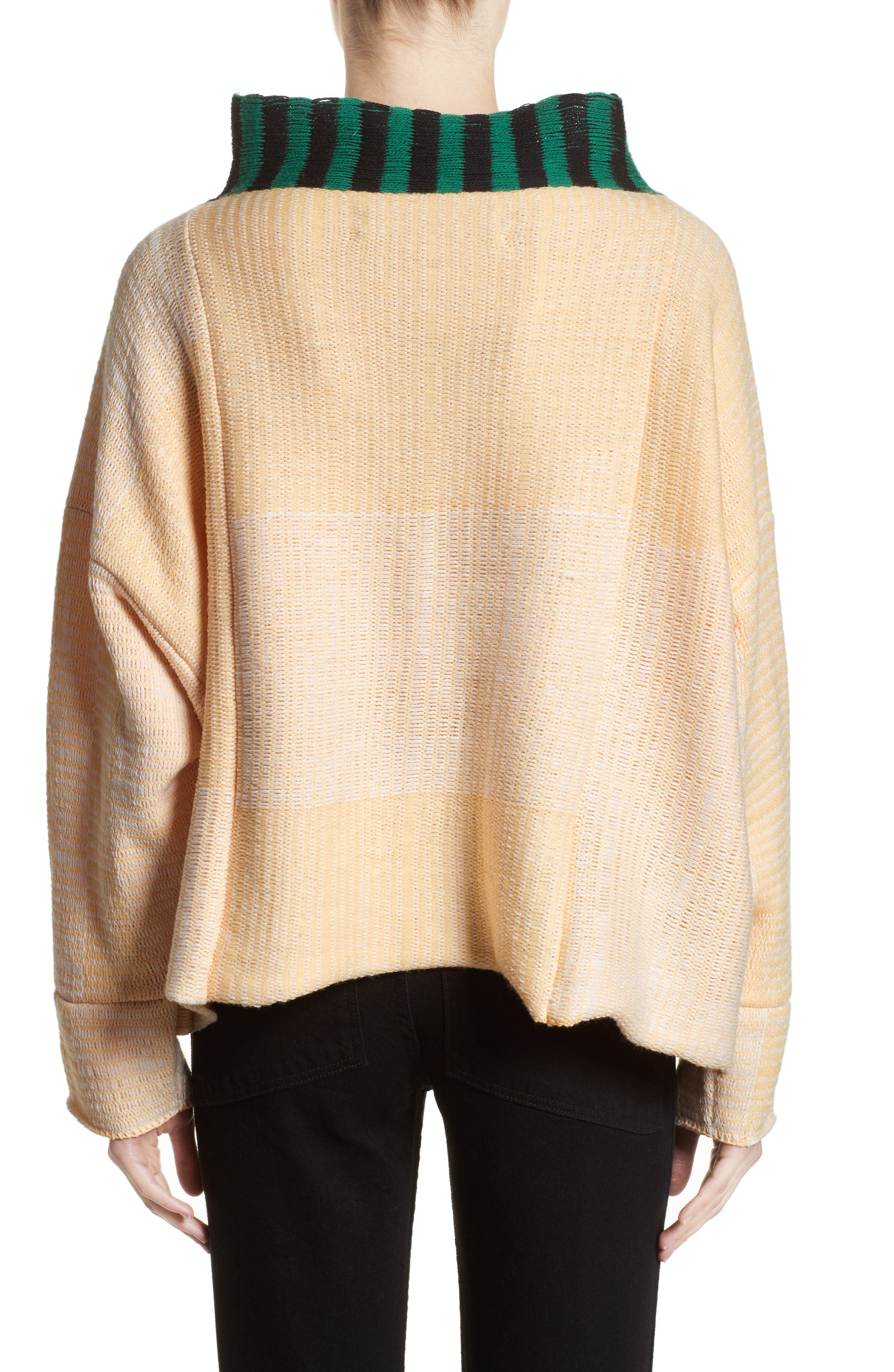 Vented Dolman Sweater,                             Alternate thumbnail 2, color,                             700