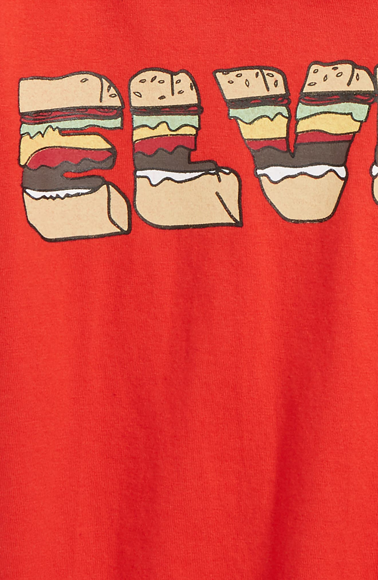 HTV T-Shirt,                             Alternate thumbnail 2, color,                             600