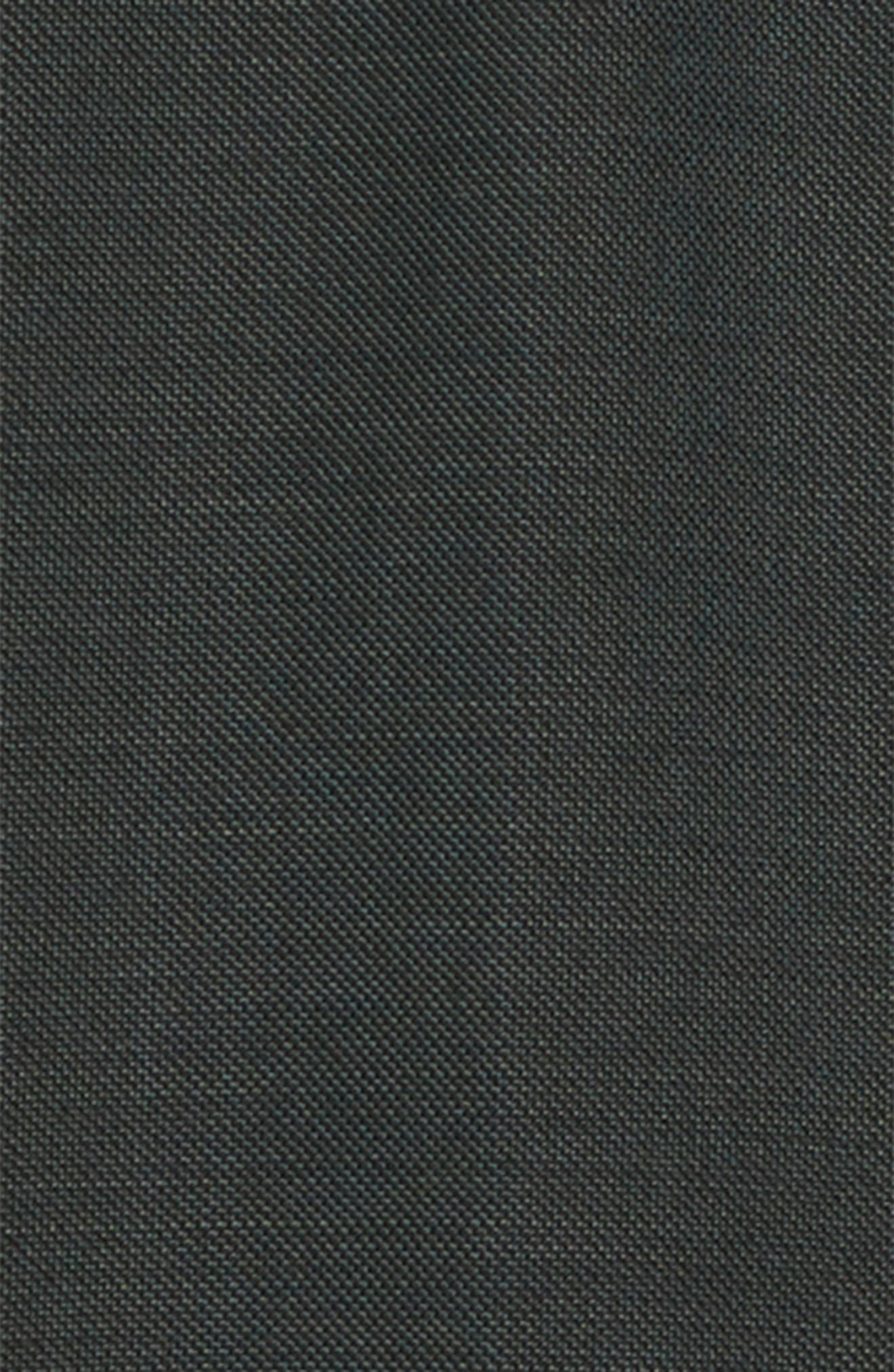 Ludlow Stretch Wool Suit Pants,                             Alternate thumbnail 2, color,                             DARK GREEN