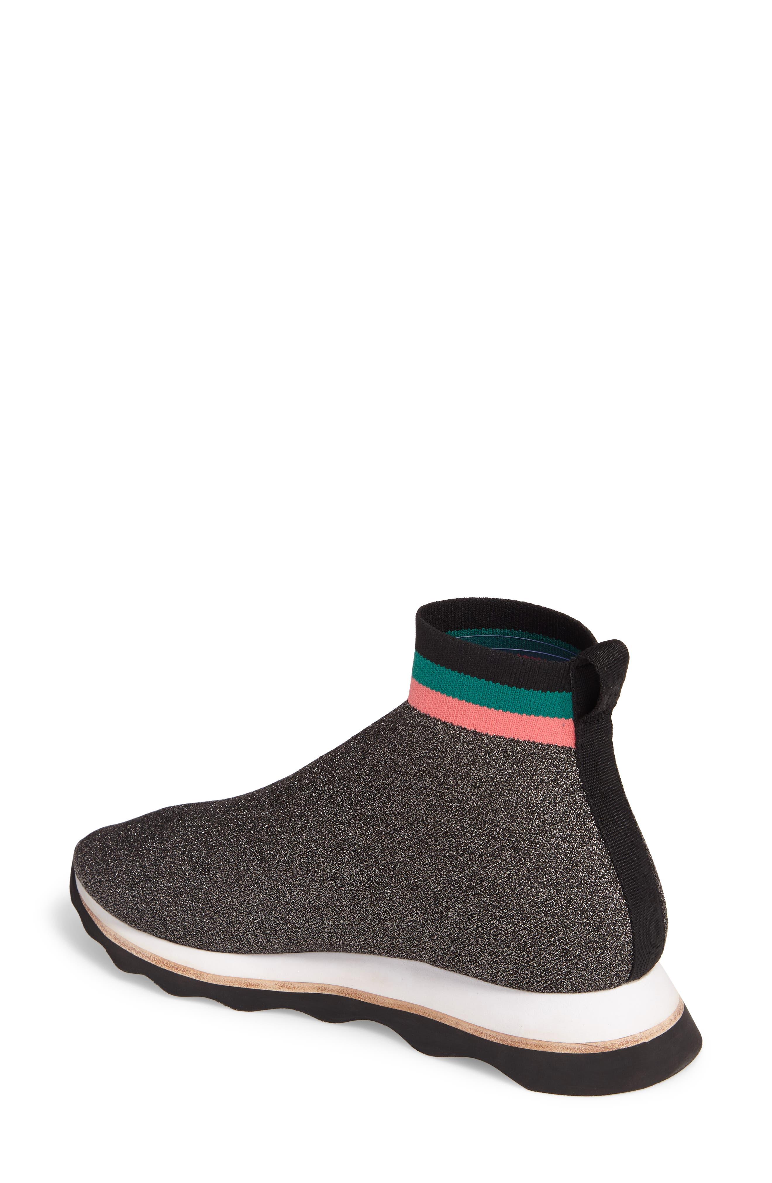 Scout Sock Sneaker,                             Alternate thumbnail 2, color,                             002