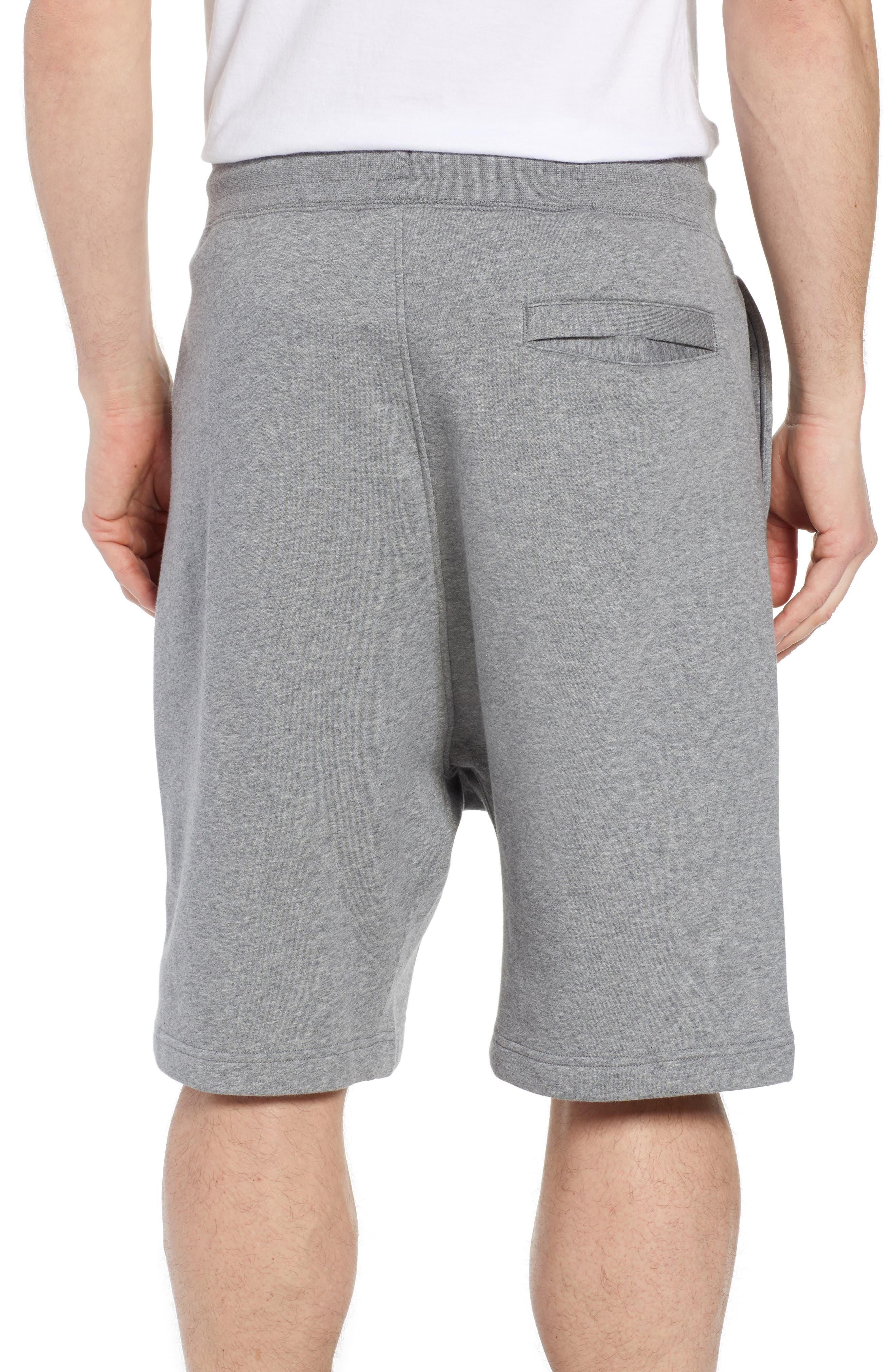 NSW Fleece Shorts,                             Alternate thumbnail 2, color,                             091
