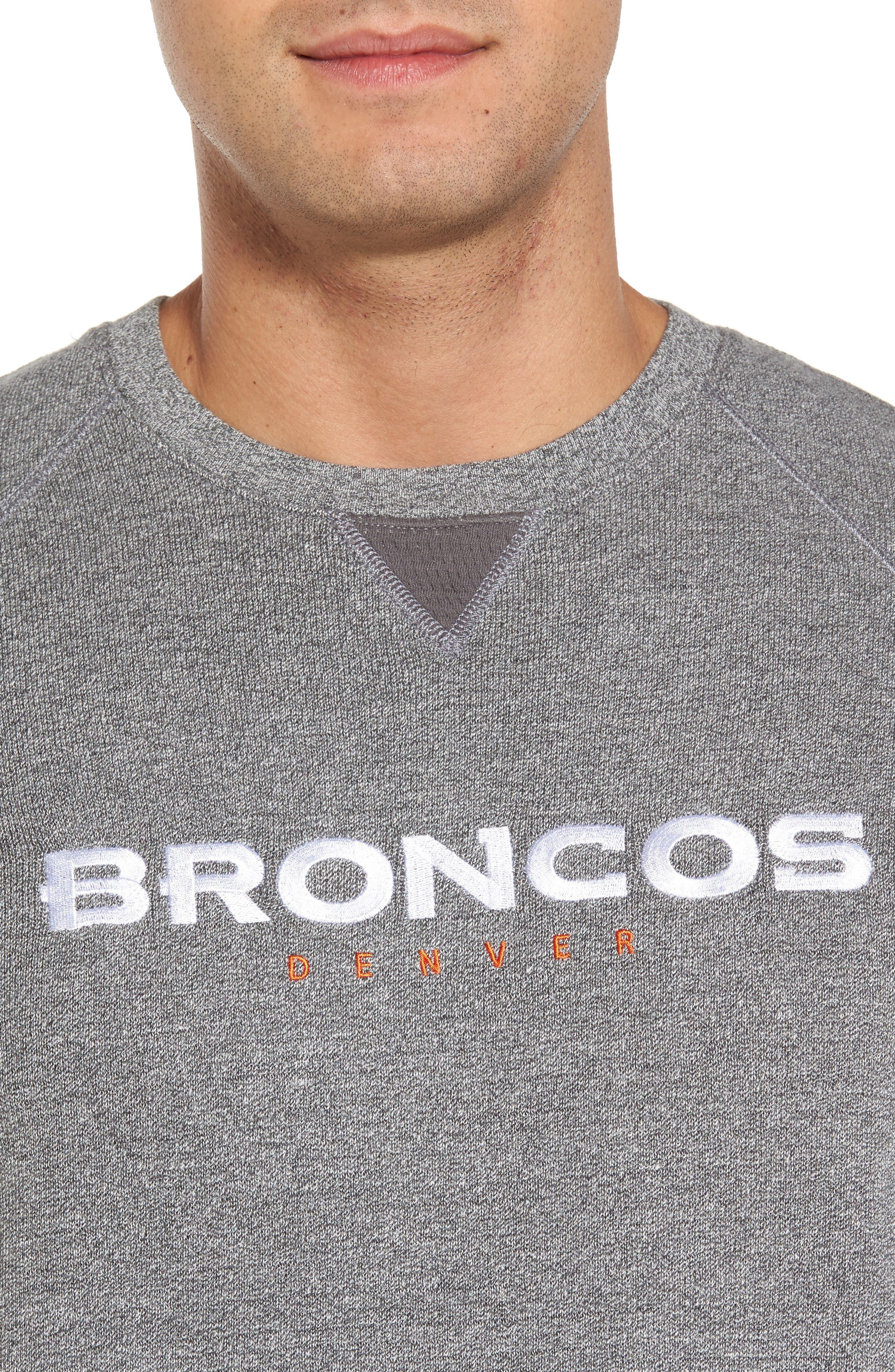NFL Stitch of Liberty Embroidered Crewneck Sweatshirt,                             Alternate thumbnail 98, color,