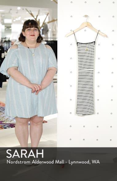 Stripe Skater Dress, sales video thumbnail