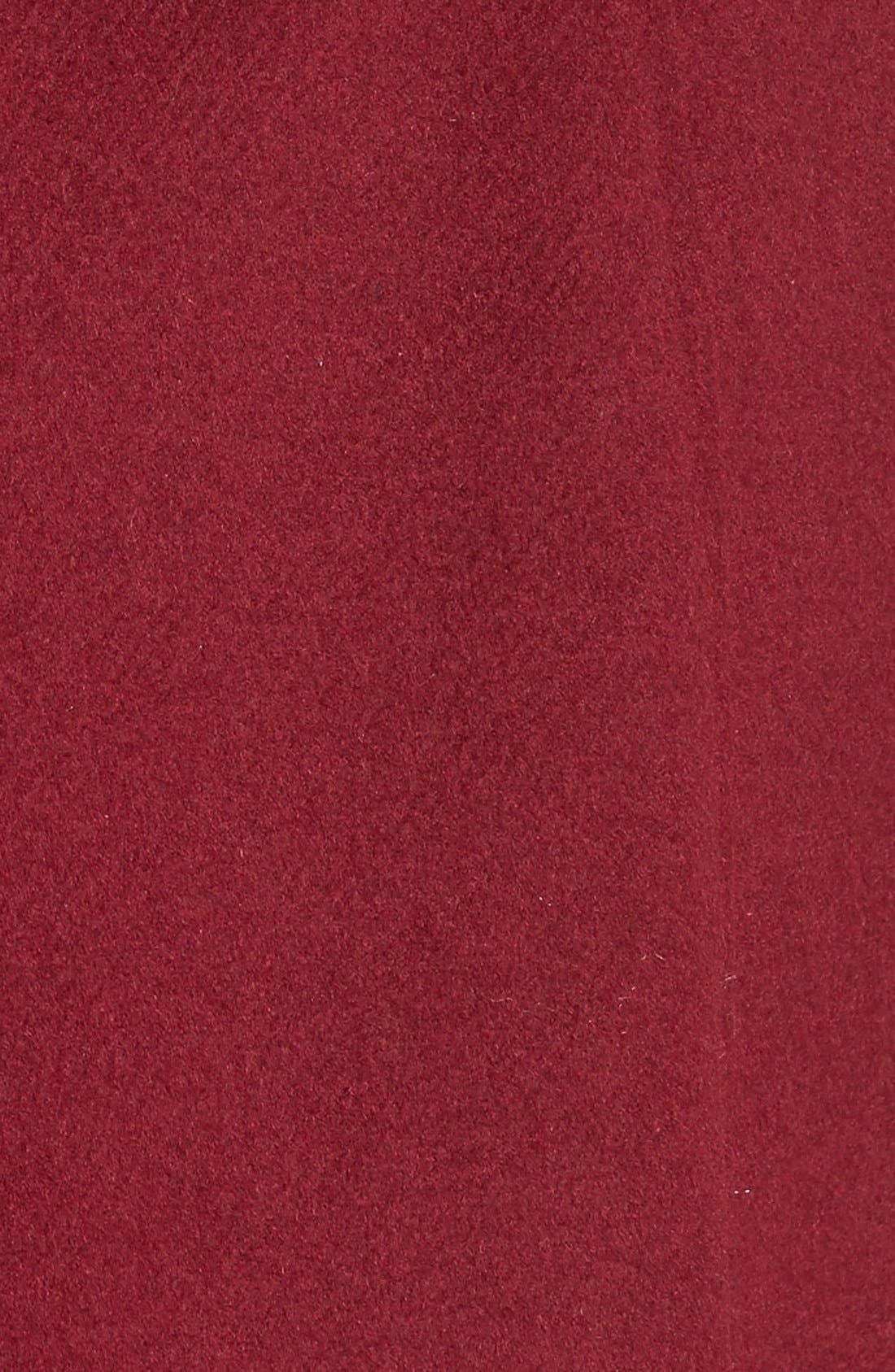 Wool Blend Long Military Coat,                             Alternate thumbnail 25, color,
