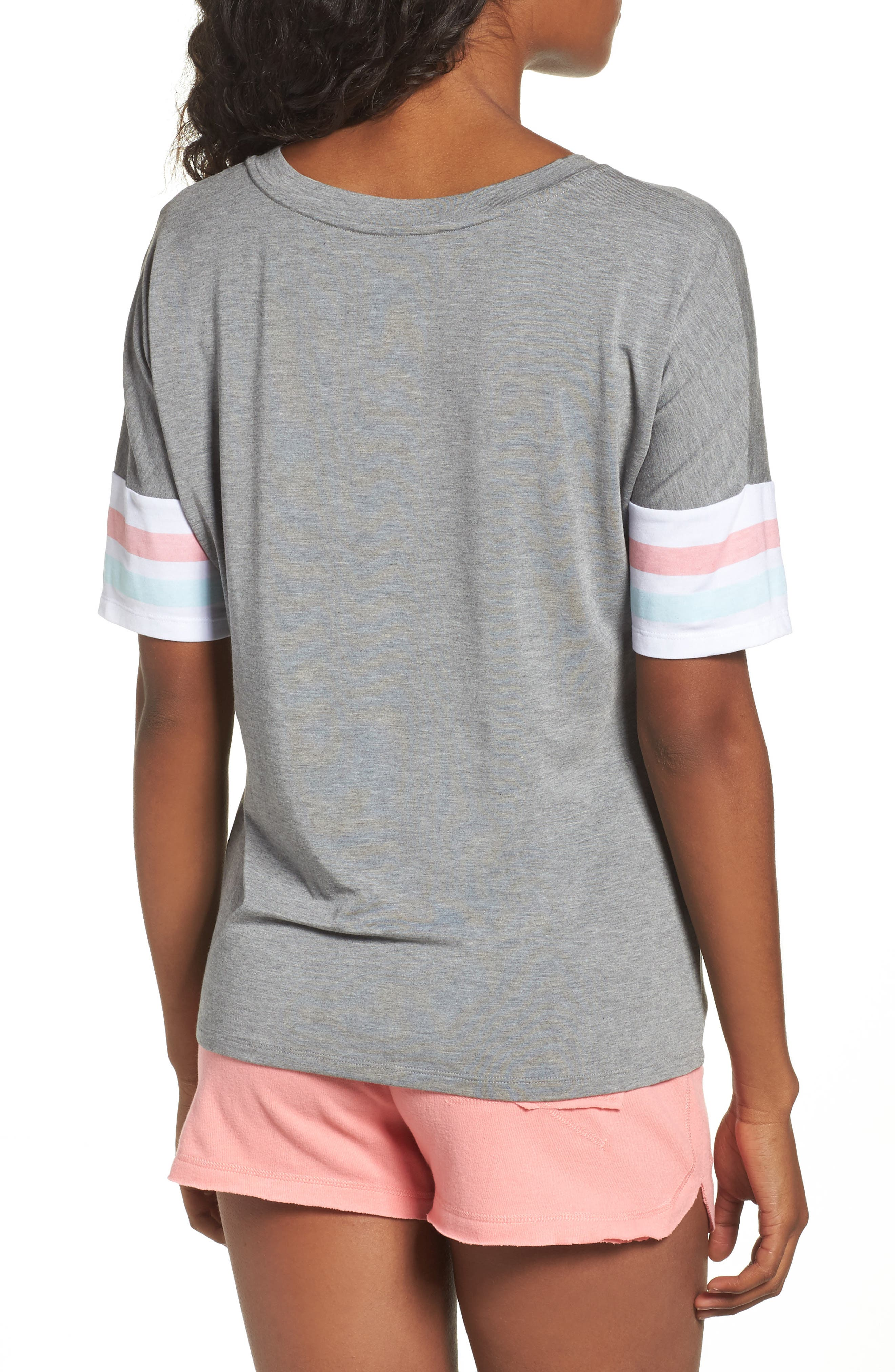 Relaxin' Lounge Tee,                             Alternate thumbnail 2, color,                             053