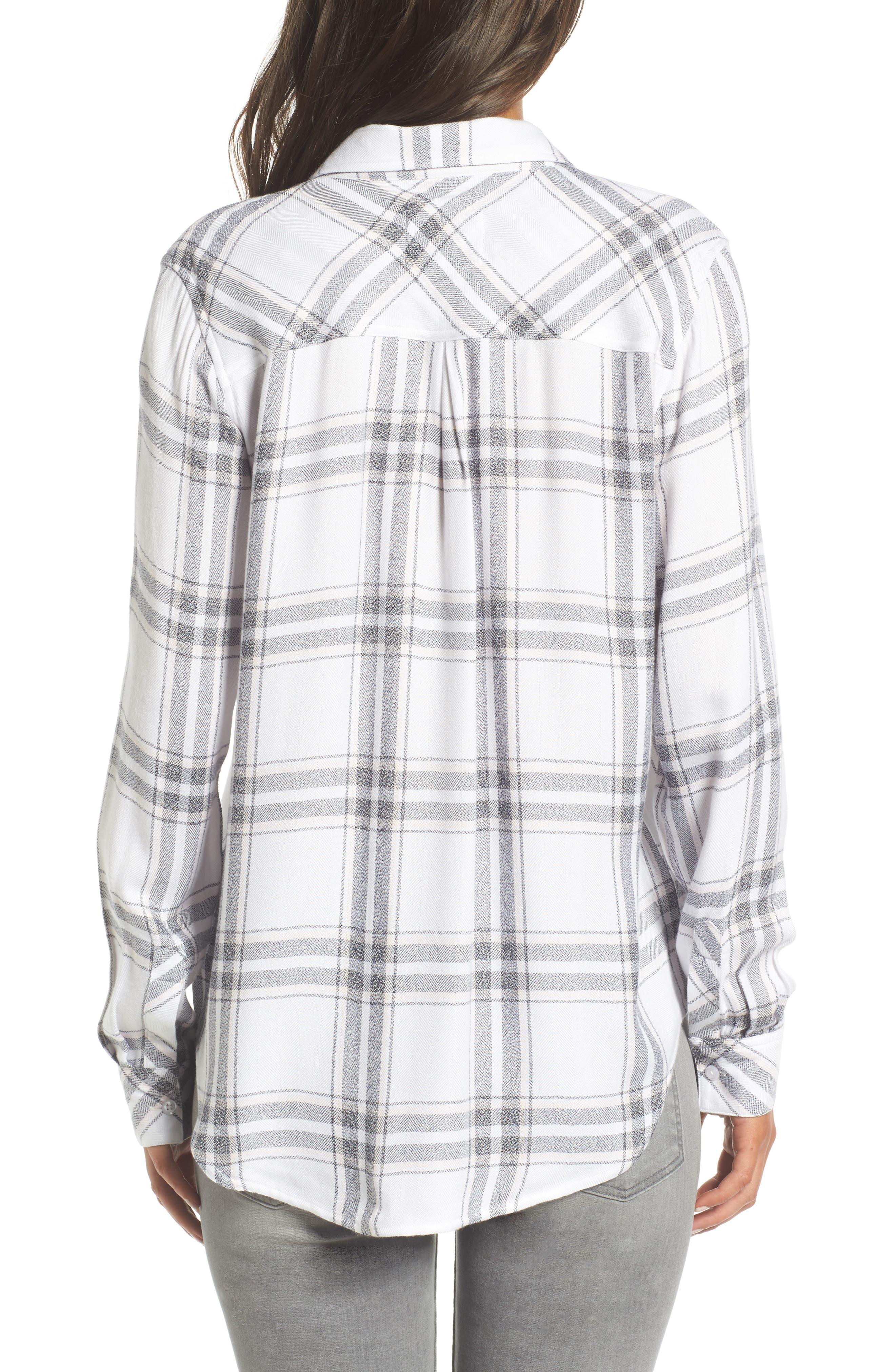 Hunter Plaid Shirt,                             Alternate thumbnail 246, color,