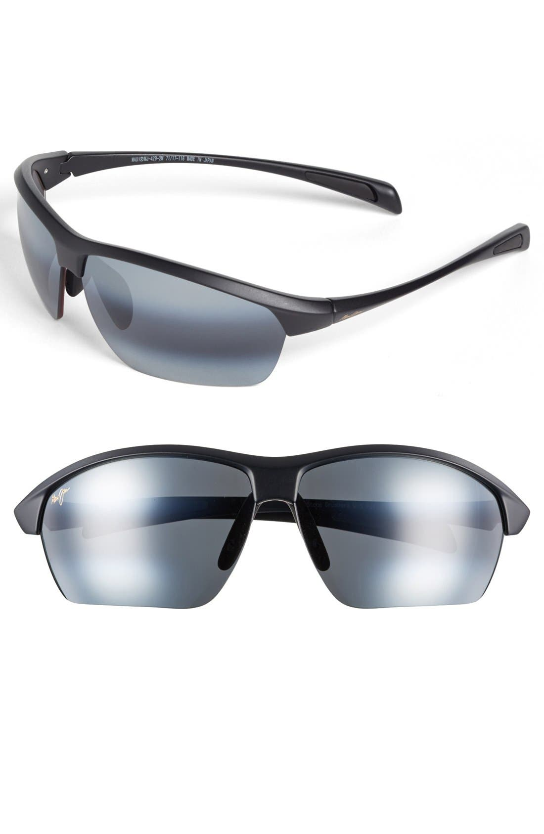 'Stone Crushers - PolarizedPlus<sup>®</sup>2' 71mm Sunglasses,                         Main,                         color, 001