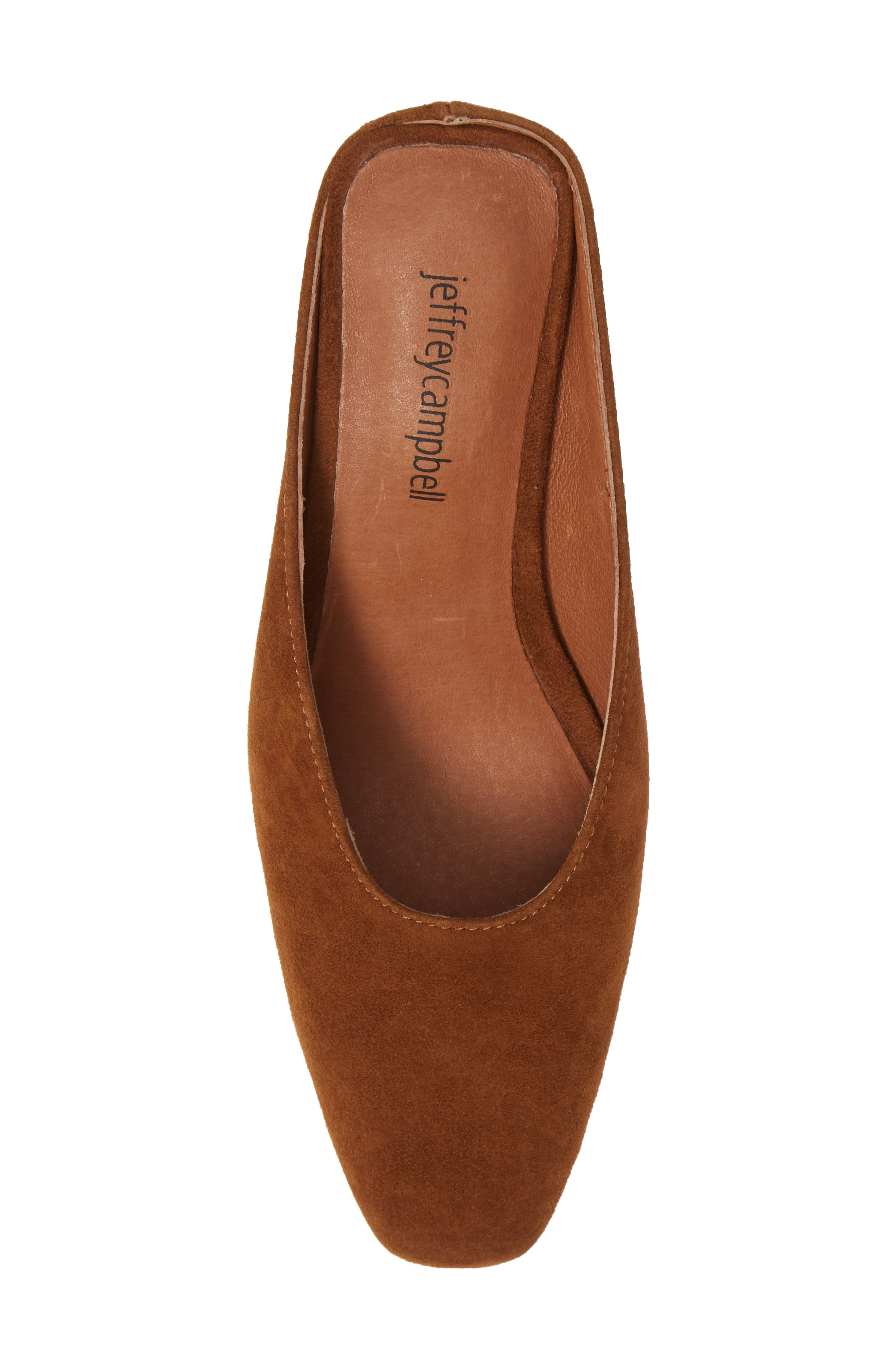 Cryptic 2 Mule,                             Alternate thumbnail 5, color,                             TAN SUEDE