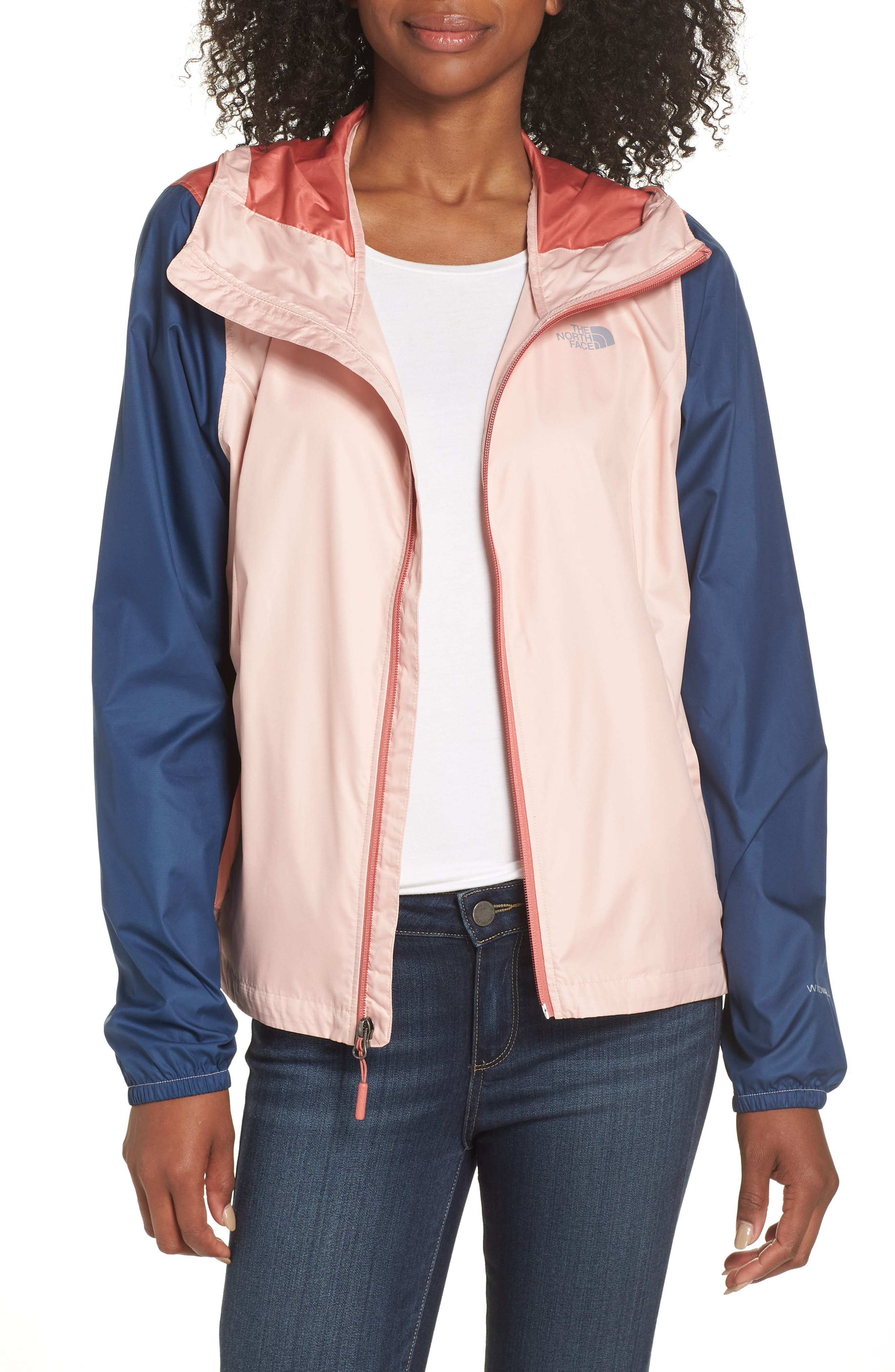 The North Face Cyclone 3.0 Windwall Jacket, Pink