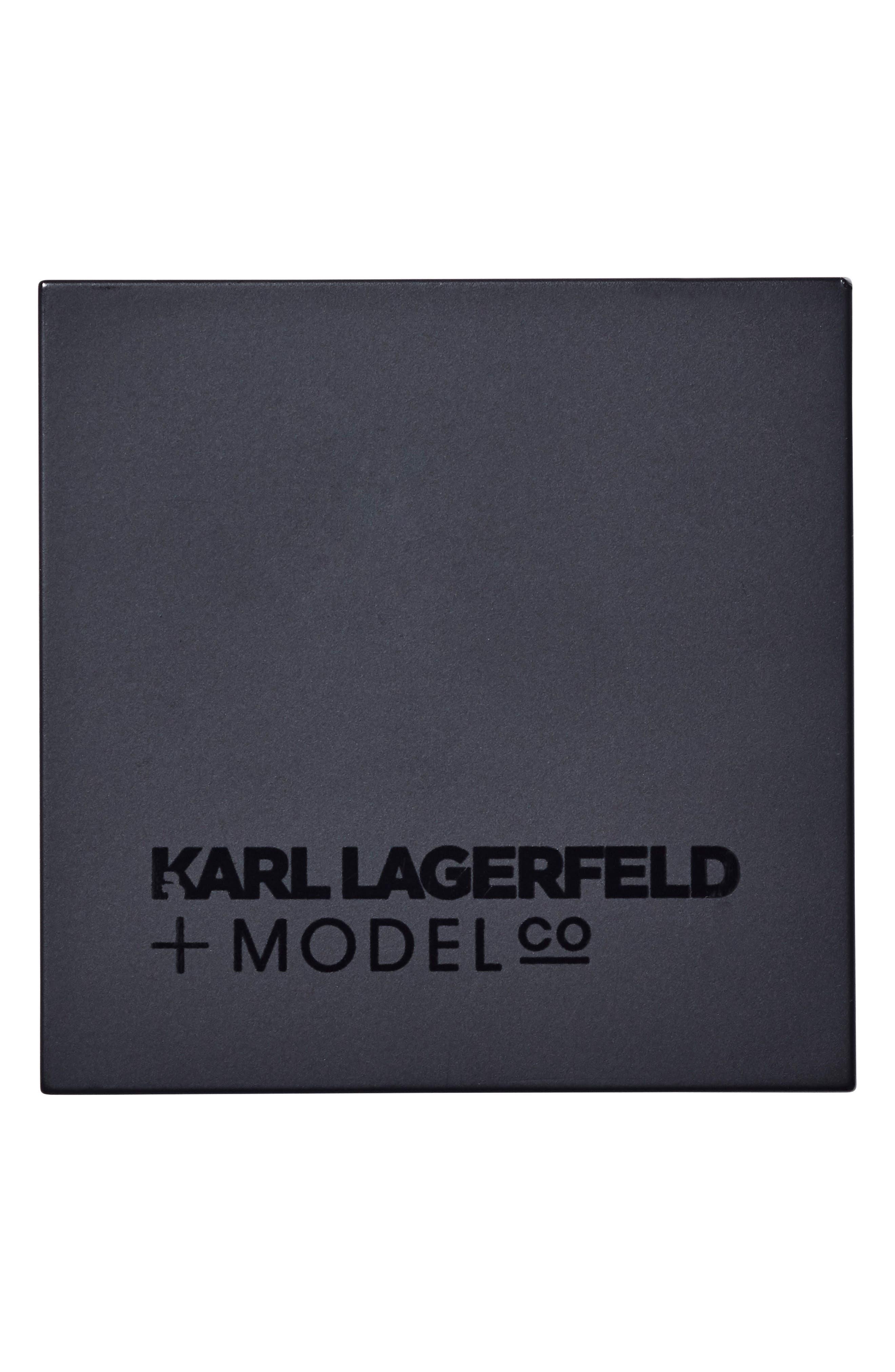 KARL LAGERFELD + MODELCO Kiss Me Karl Luxe Highlight & Glow,                             Alternate thumbnail 2, color,                             200
