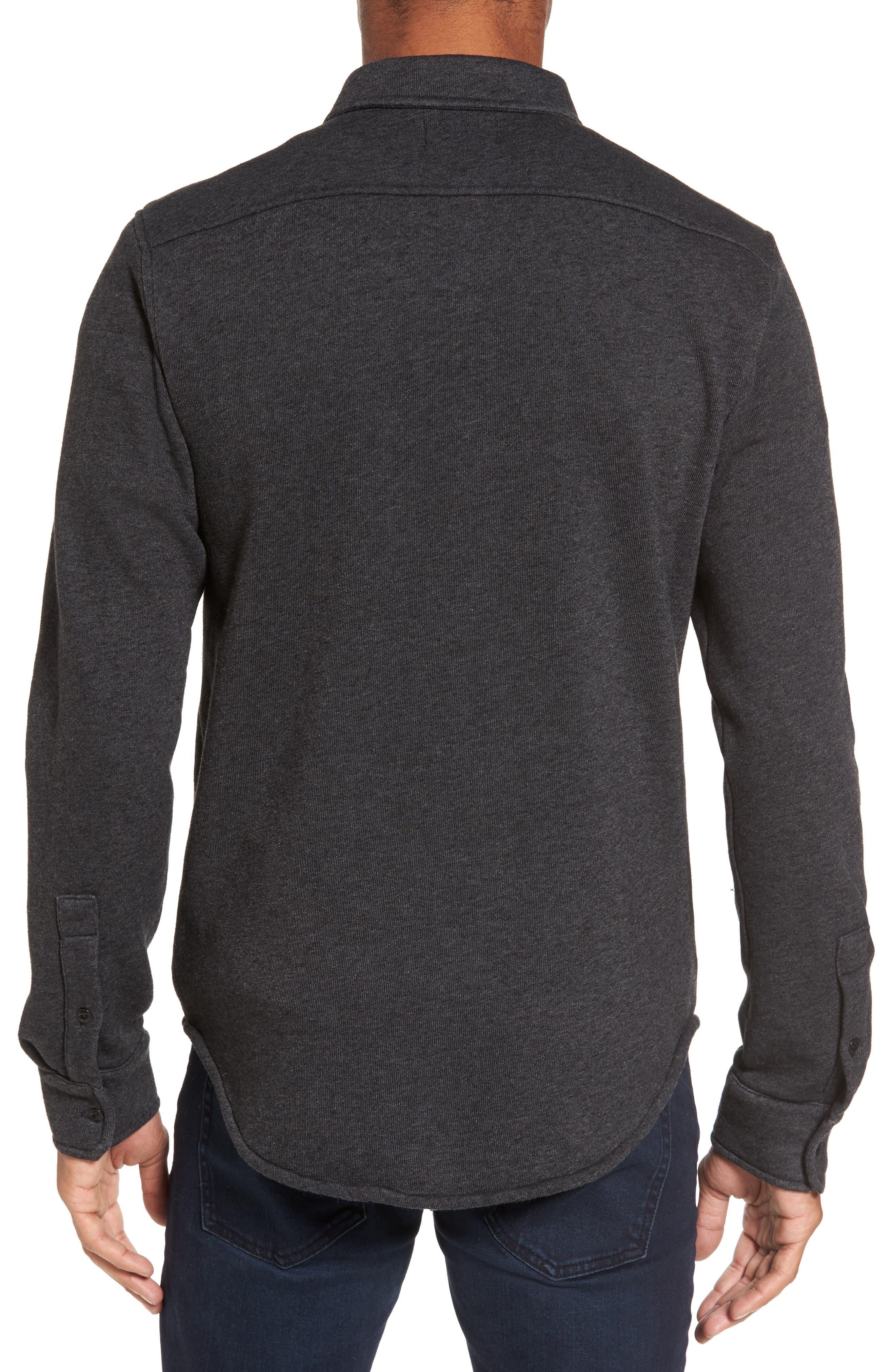 Shirt Jacket,                             Alternate thumbnail 4, color,