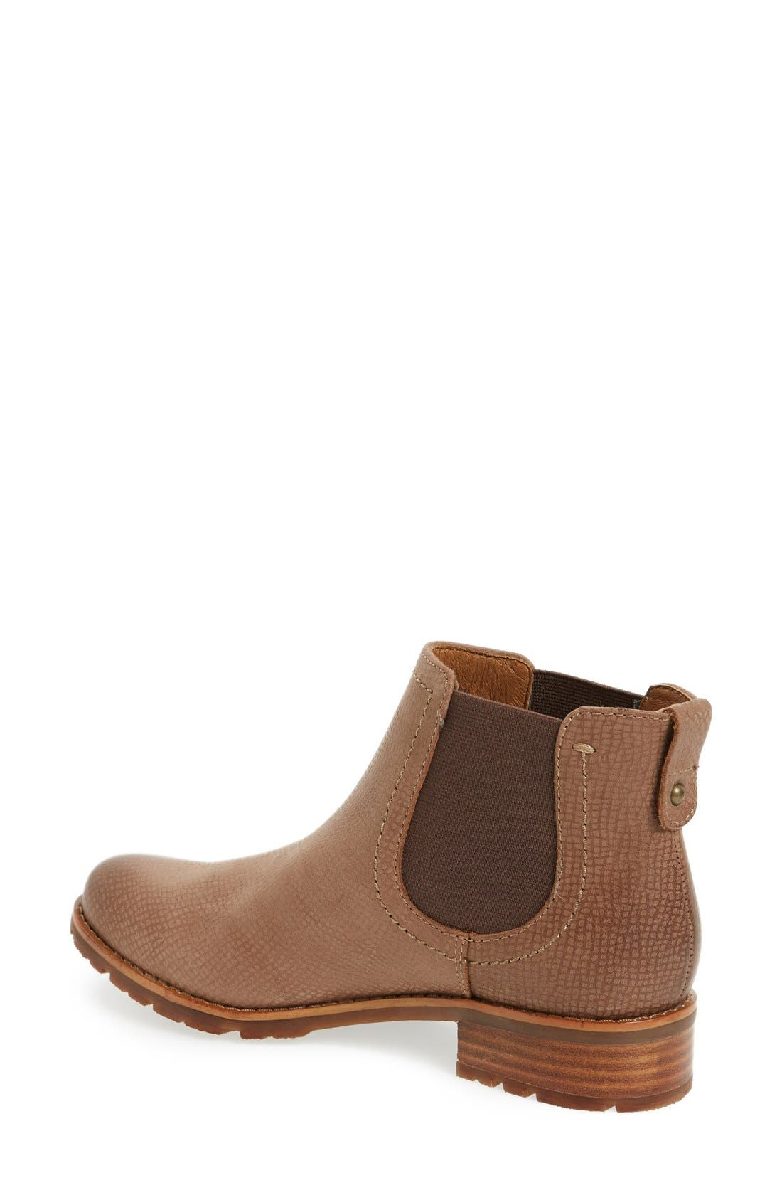 'Selby' Chelsea Bootie,                             Alternate thumbnail 12, color,